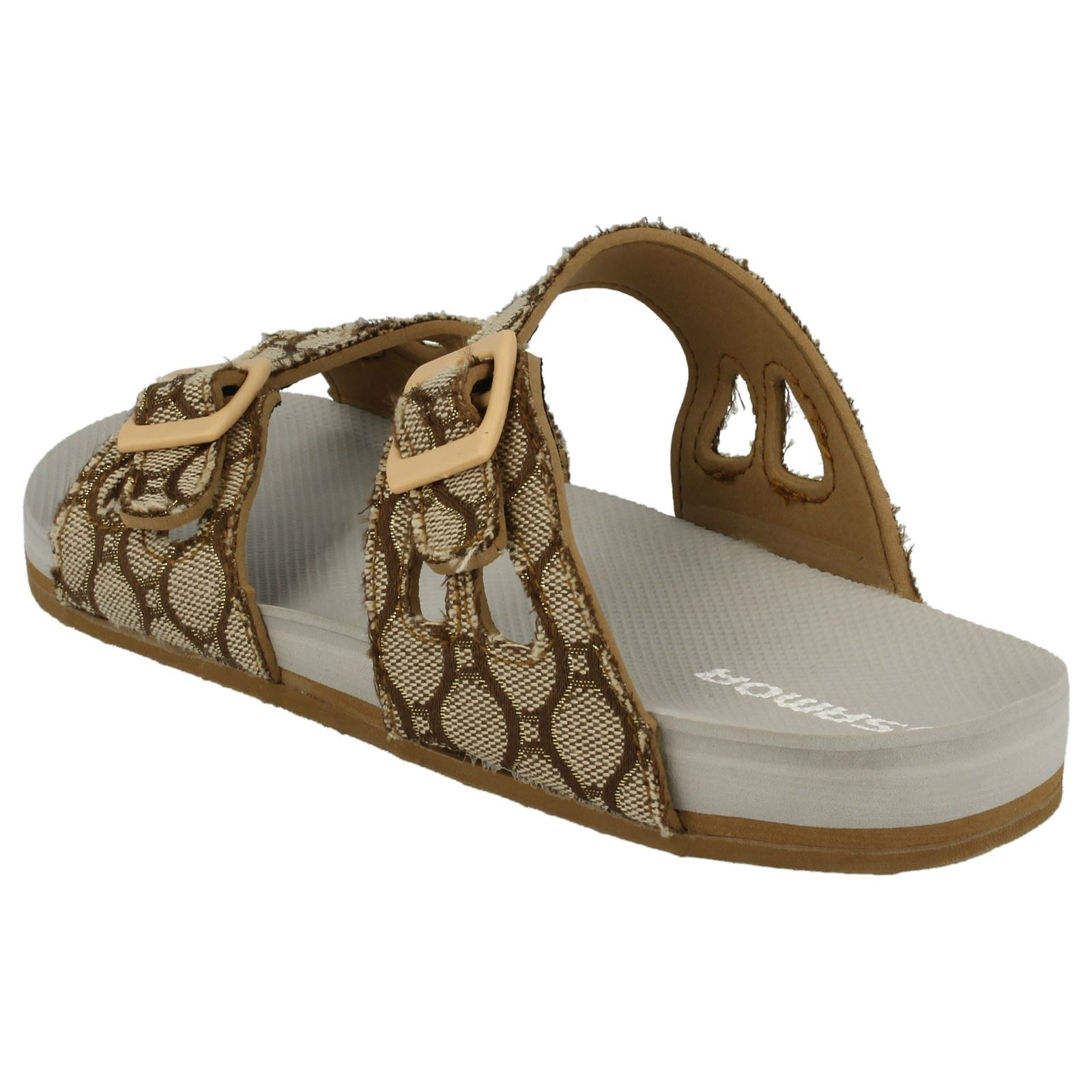 Samoa-Mula Sandalias señoras