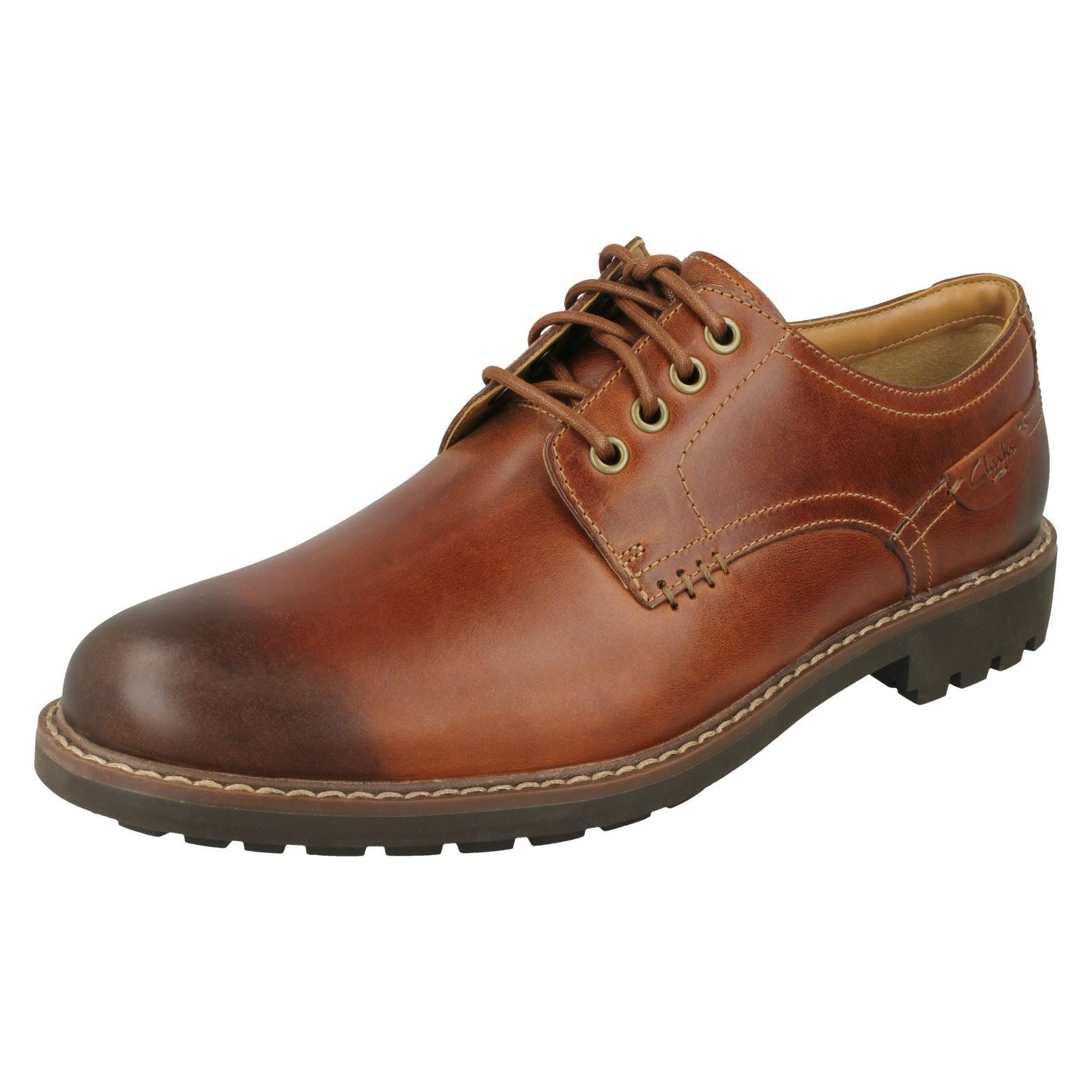 Mens-Clarks-Formal-Lace-Up-Shoes-Montacute-Hall