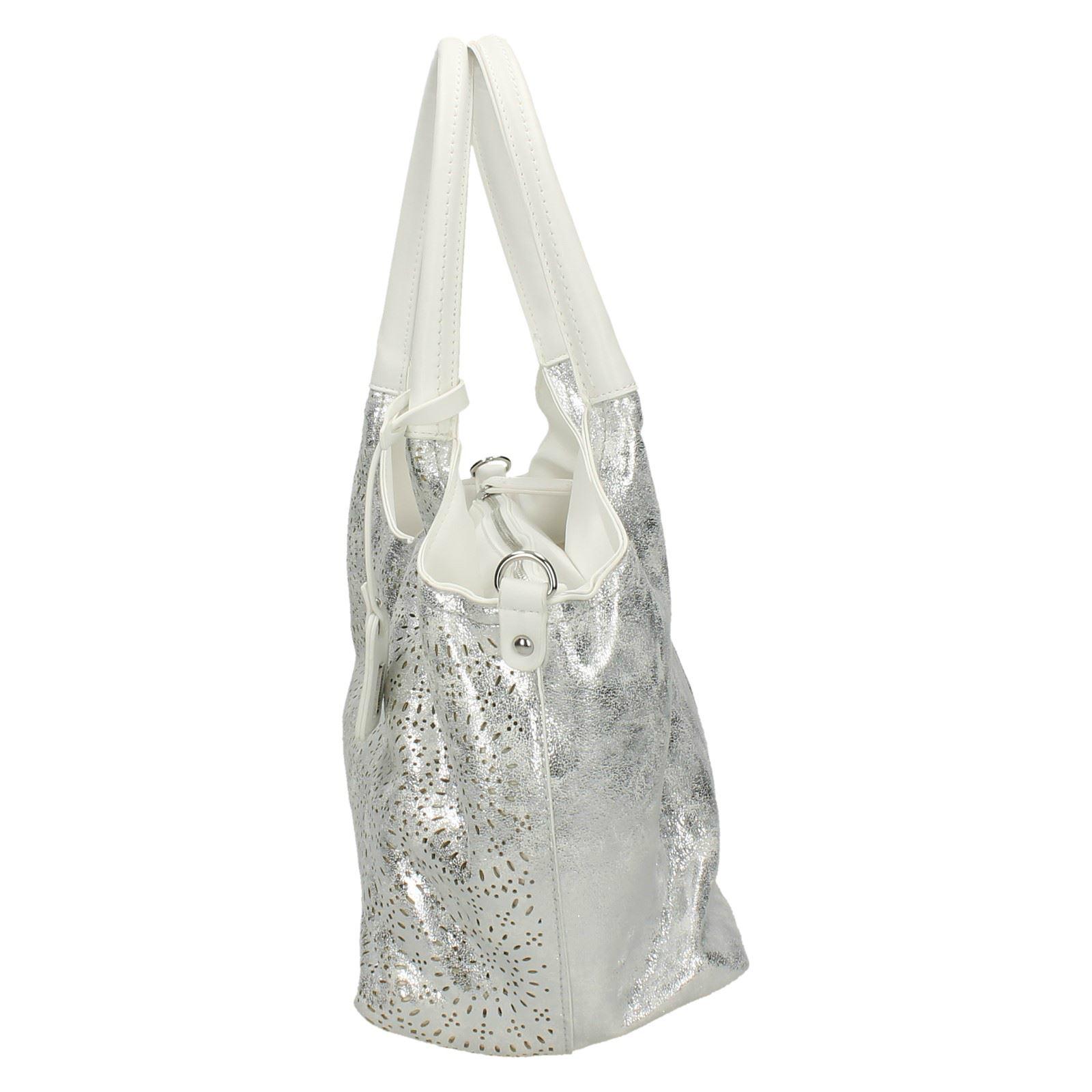 in Q0377 Two Remonte White one Combi Handbags Ladies nxX8F