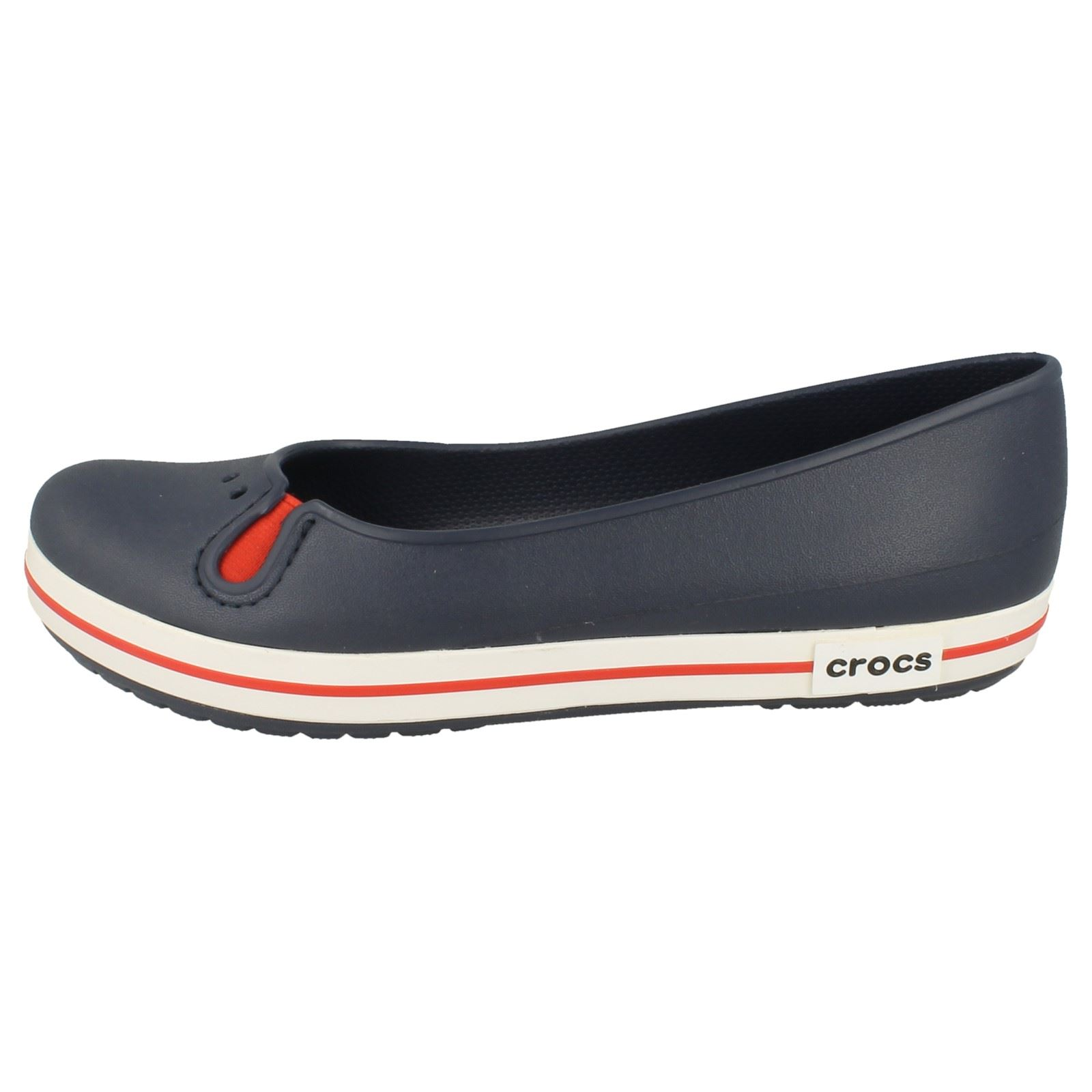 Crocband   Flat Shoes