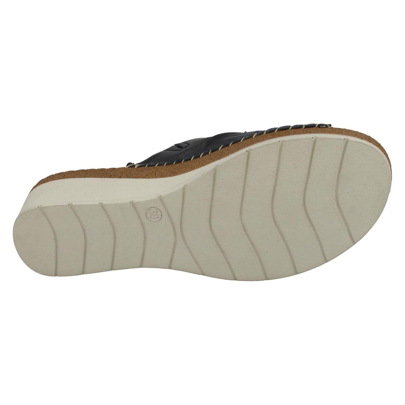 Ladies-Van-Dal-Wedge-Heel-Mule-Sandals-039-Banks-039 thumbnail 18