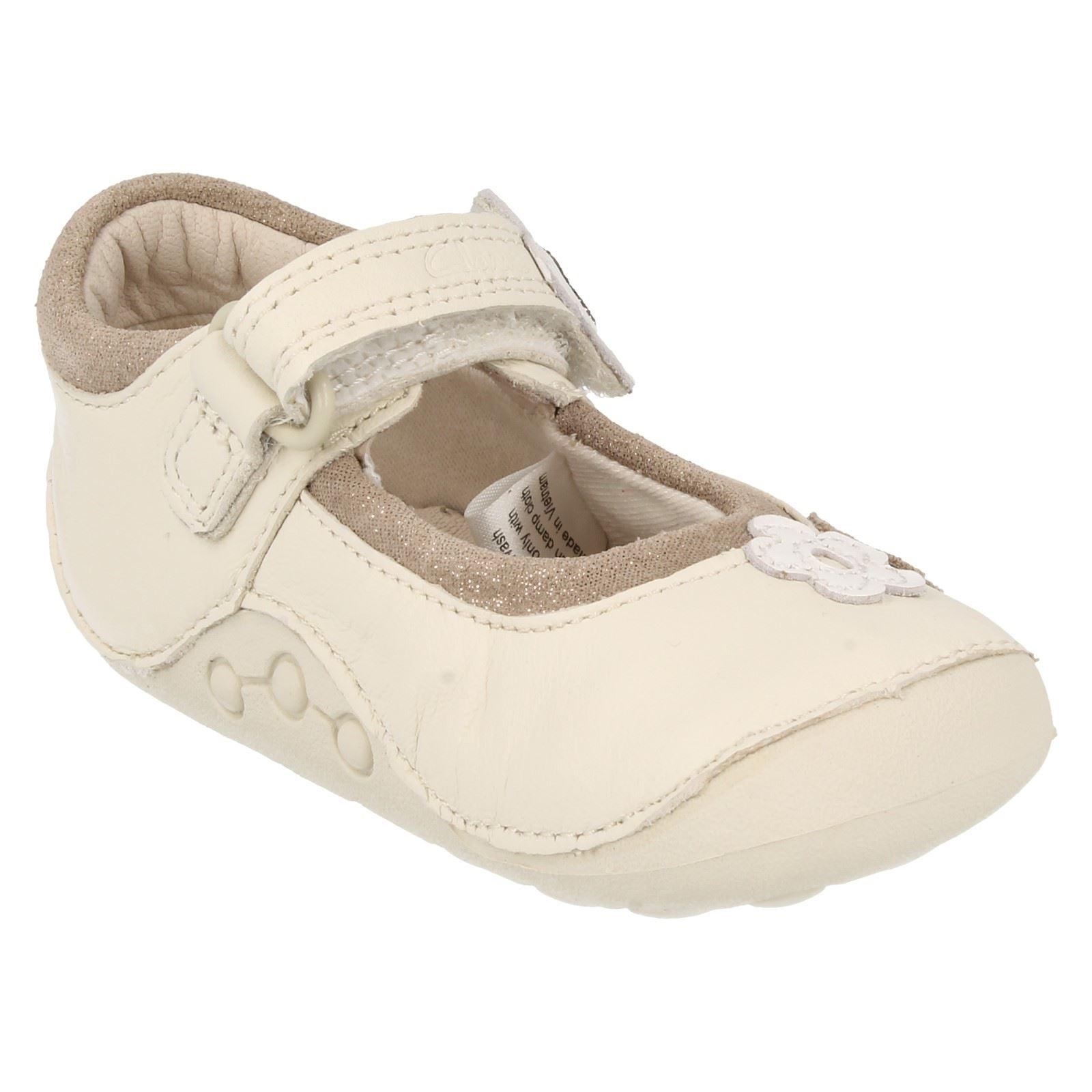 Clarks Niñas Cruiser Zapatos Poco Caramelo
