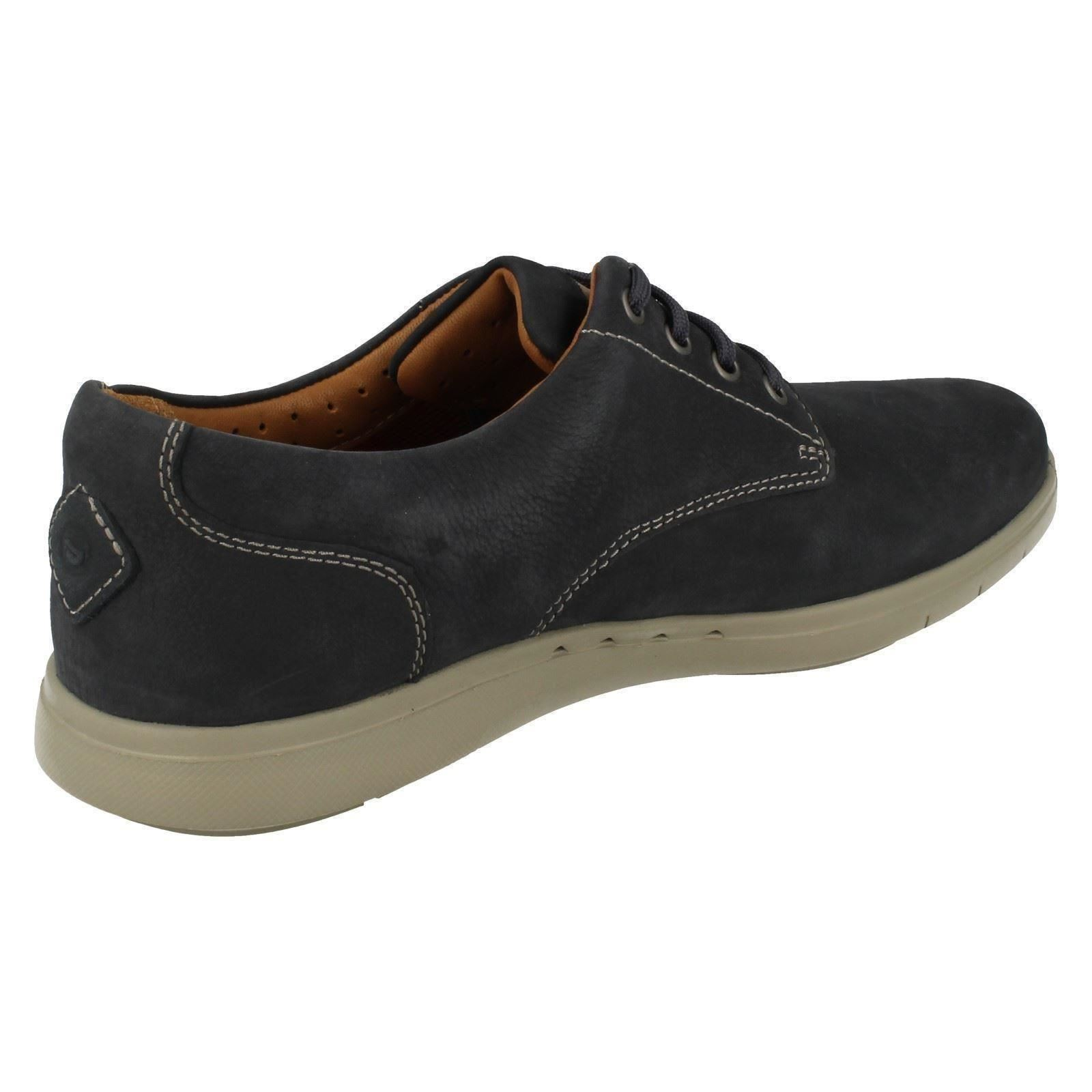 Uomo Edge' Clarks UnstructuROT Schuhes 'Unlomac Edge' Uomo 398851