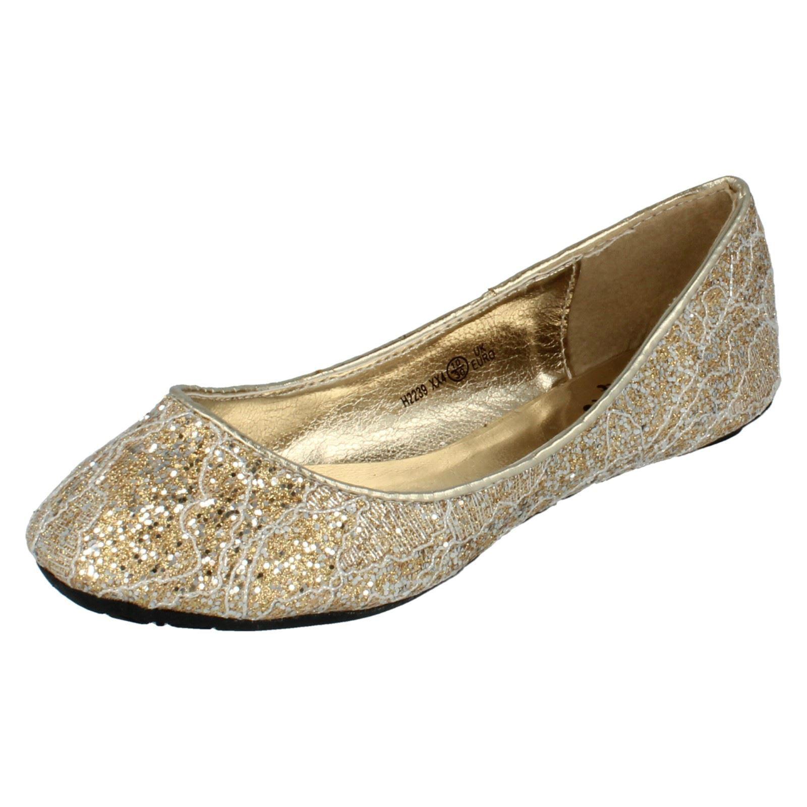Girls Cutie Shoes H2239