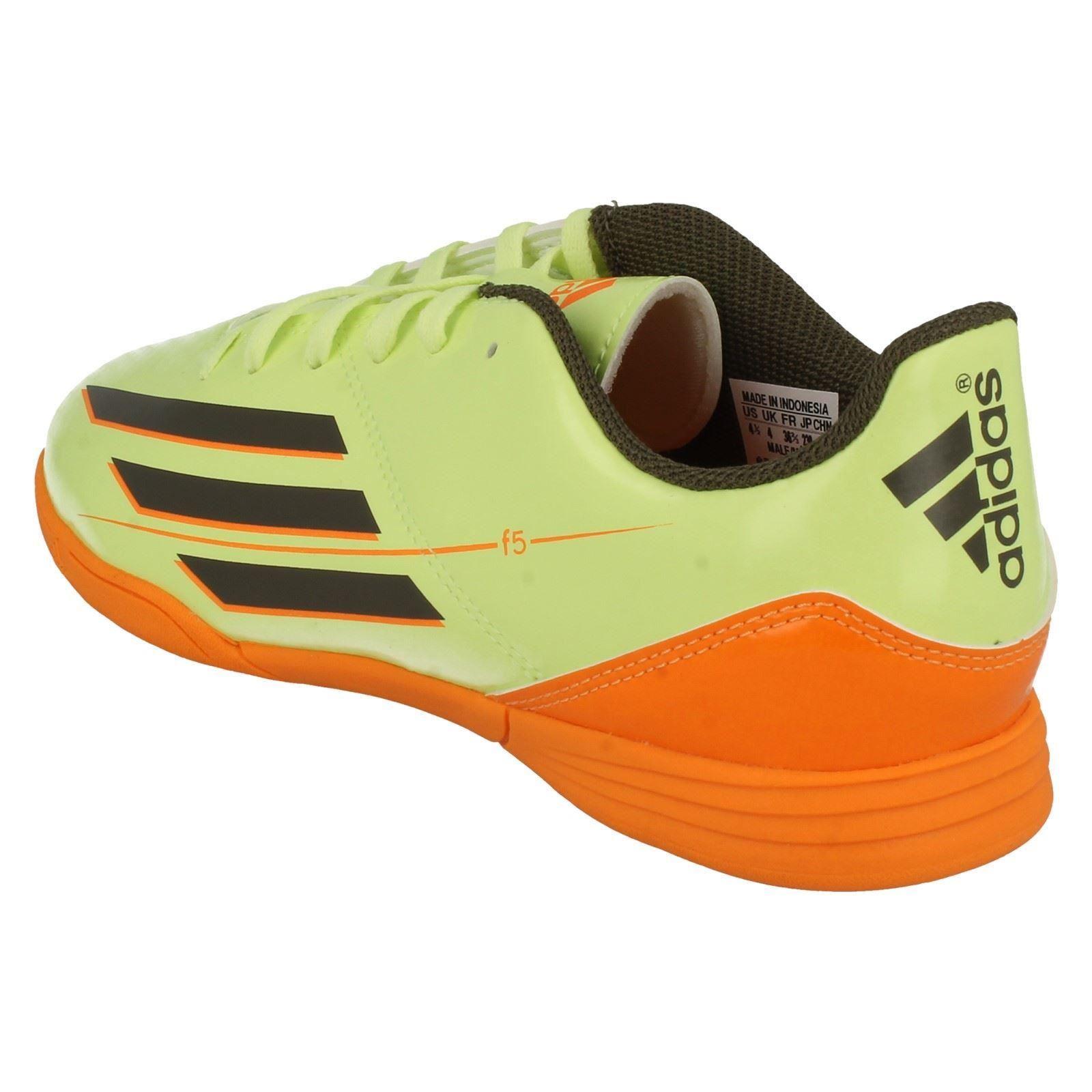 Adidas Boys Football Trainers - F5 IN J
