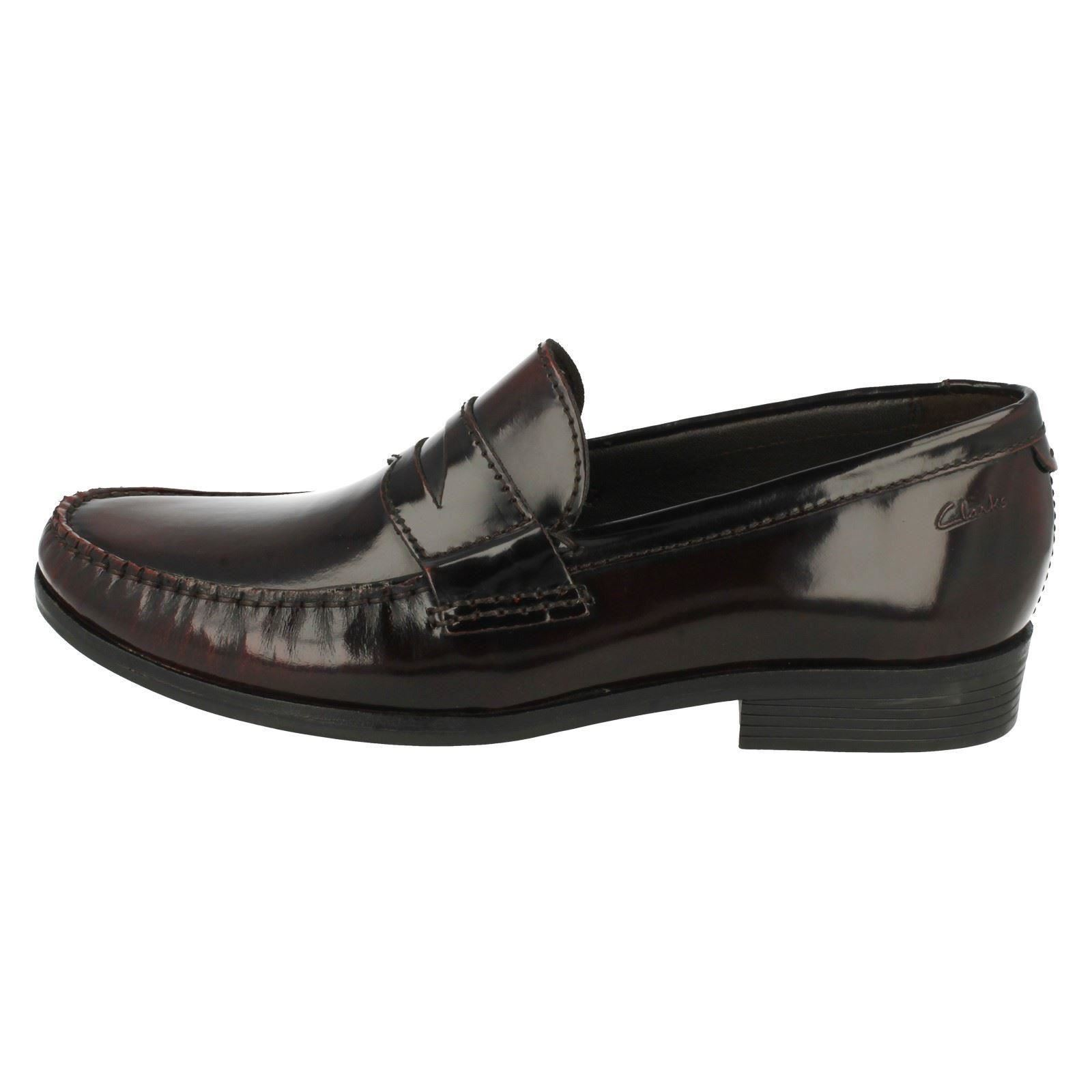 Mens Clarks Smart Loafers Loafers Smart Cantin Sole 7dc853