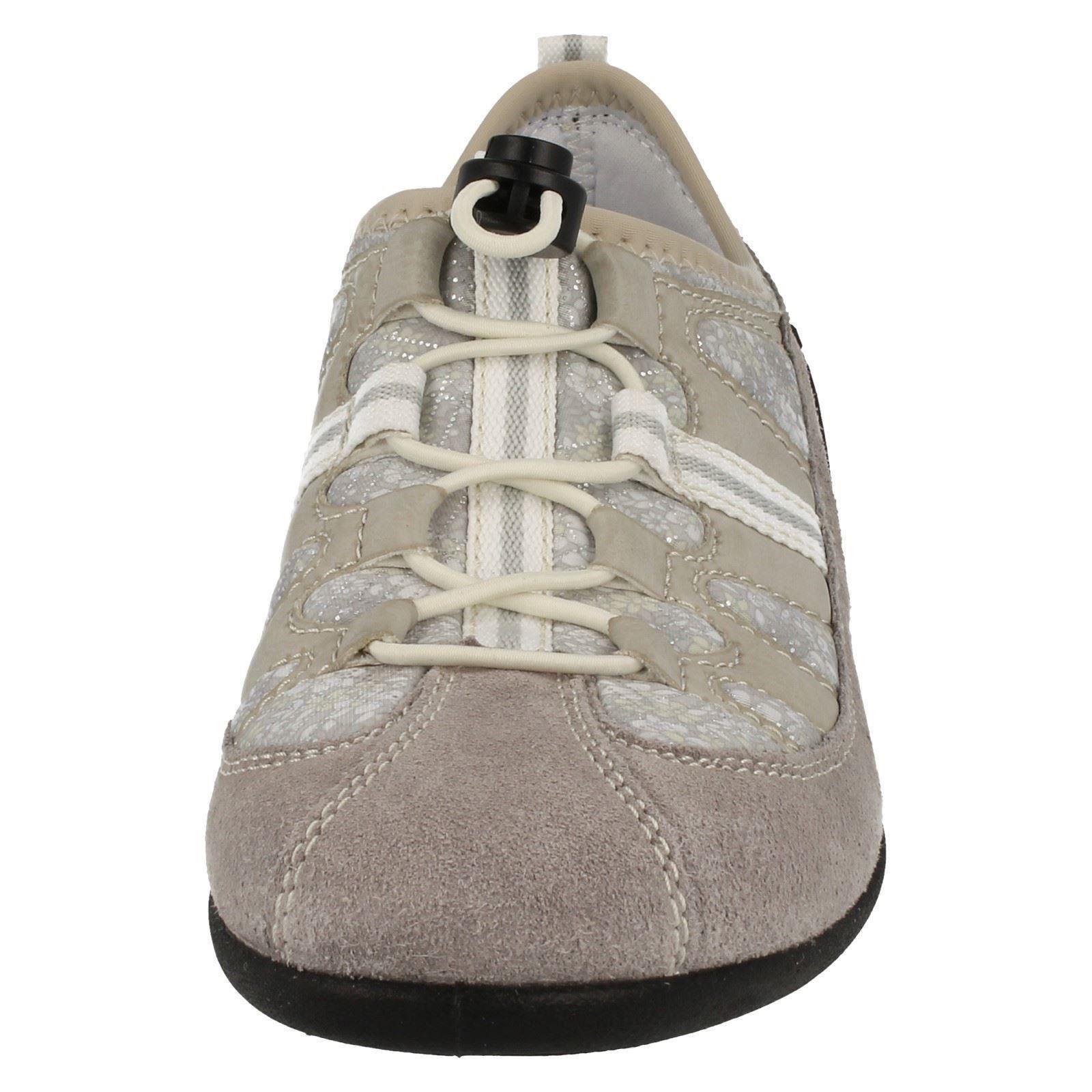 para Combi gris Rieker Entrenador mujer 59570 oculto tacón gris de wOqf6t