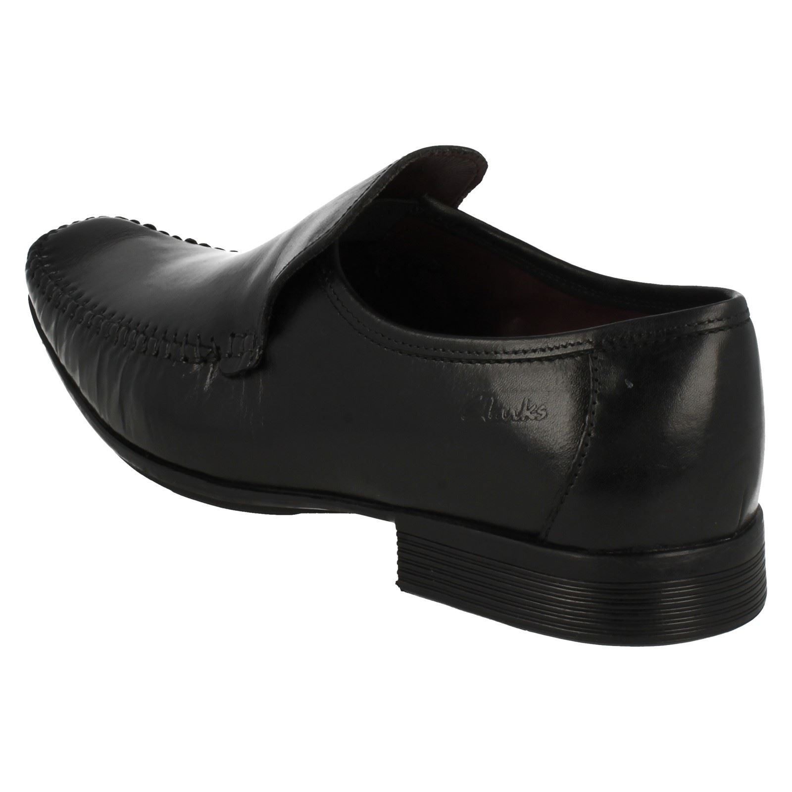 Nero Shoes Step Clark Ferro Formal Mens TgHnX1