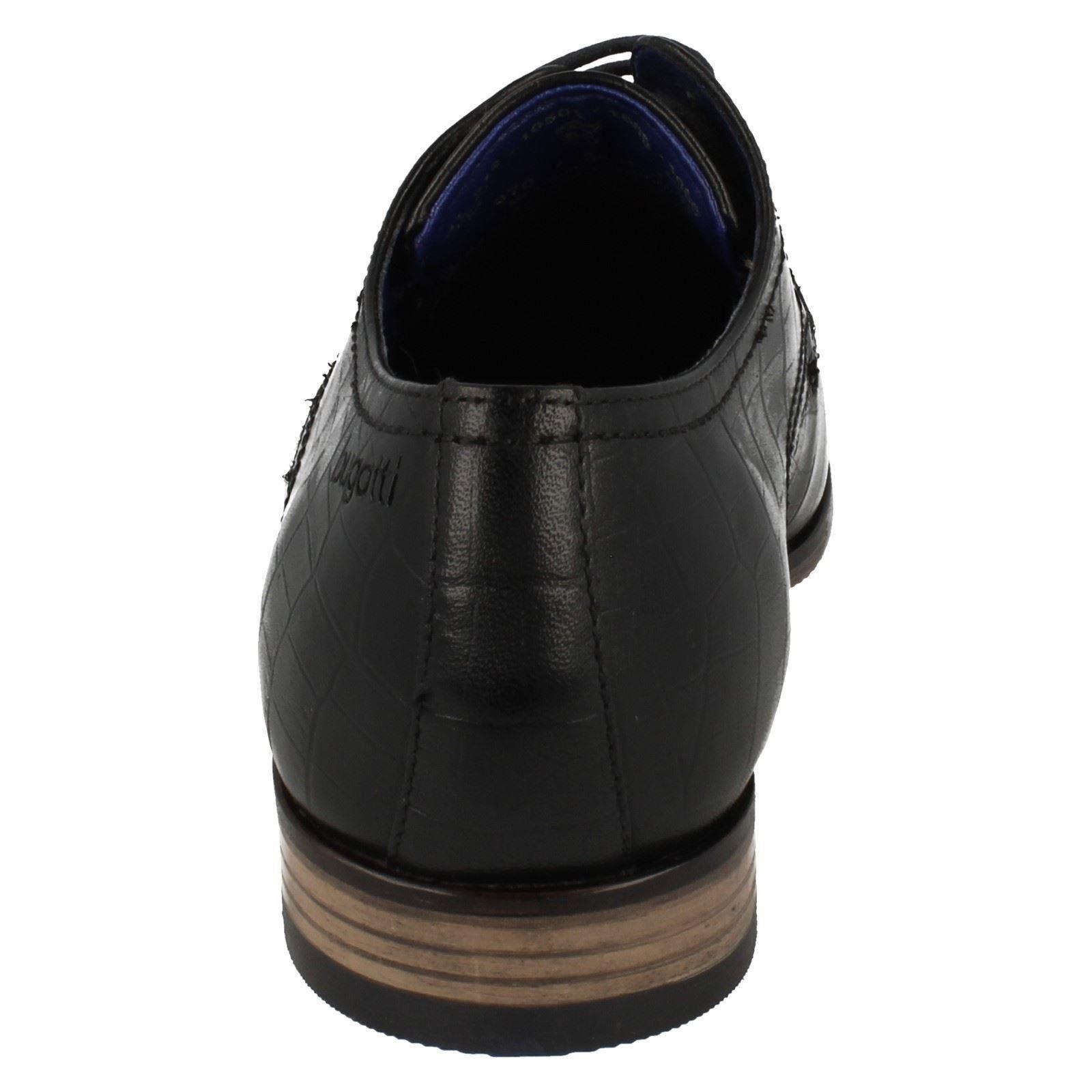Mens Bugatti Smart Formal '312-10501' Lace Up schuhe '312-10501' Formal 35668f