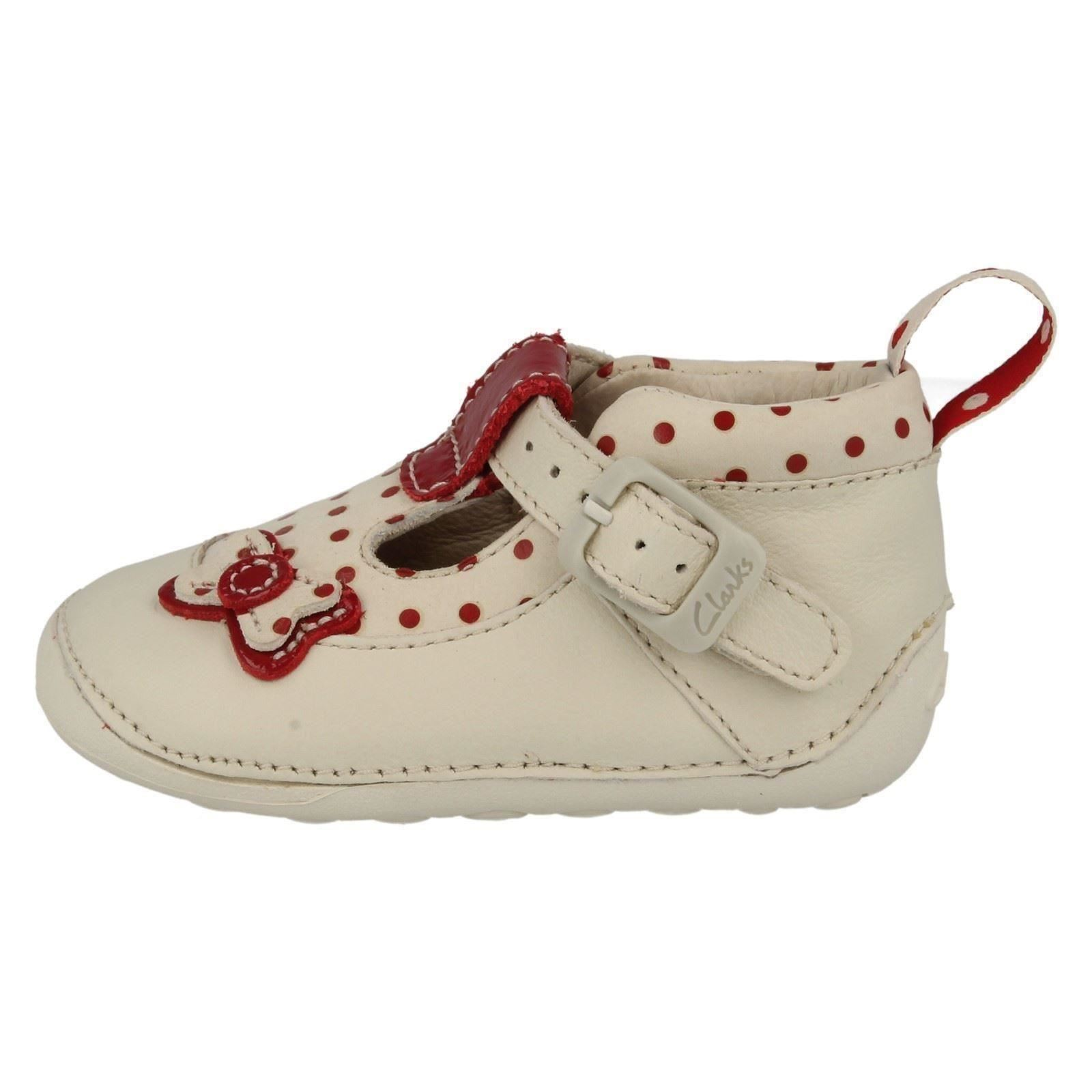 Girls Clarks Leather Cruiser Shoes Ida Delilah