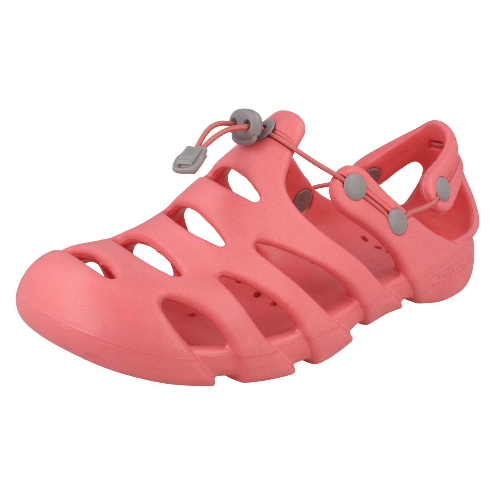773b7503ab97 Girls Hi-Tec Watermelon grey Eva Sandal Hydro Jr UK 5 EUR 38