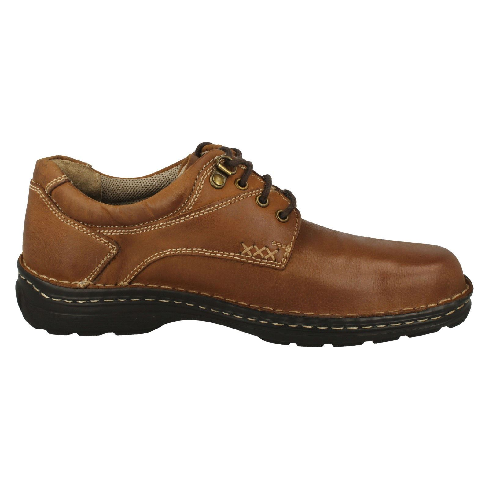 Herren Hush Puppies Schuhes Lace Up Casual Schuhes Puppies Geography Lace e1ac5f