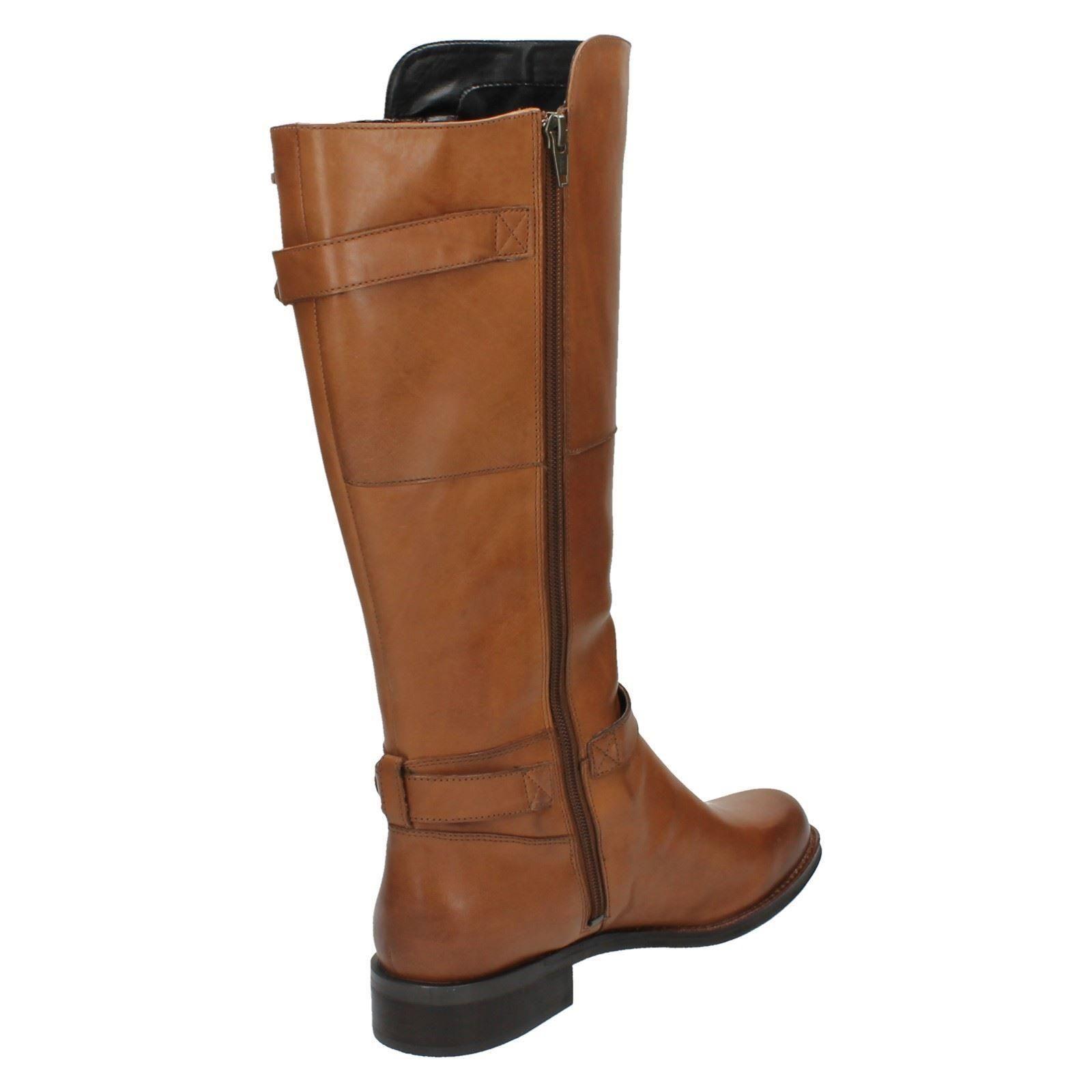 clarks goretex leather boots mara vale gtx ebay