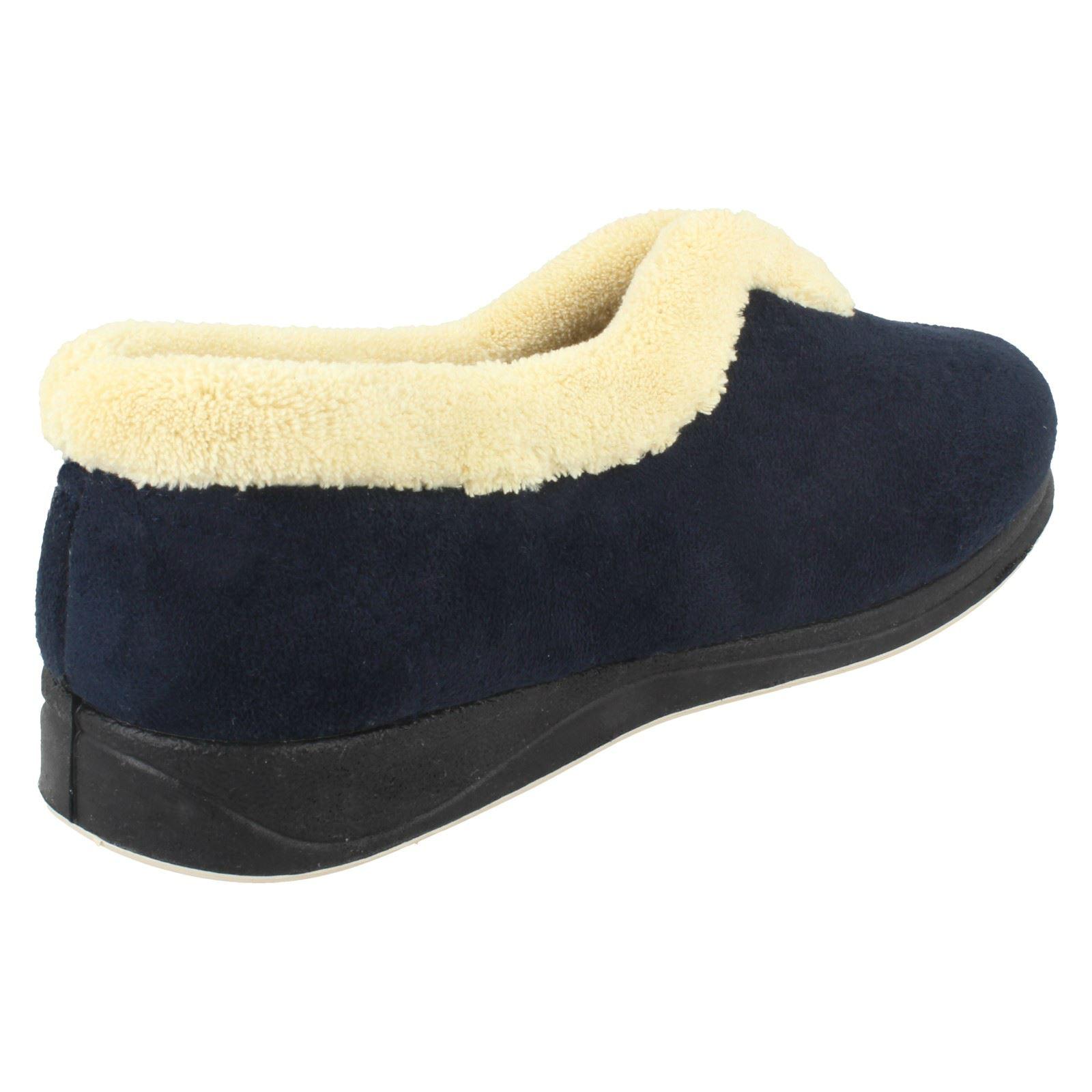 Padders Ladies Slippers-Carmen