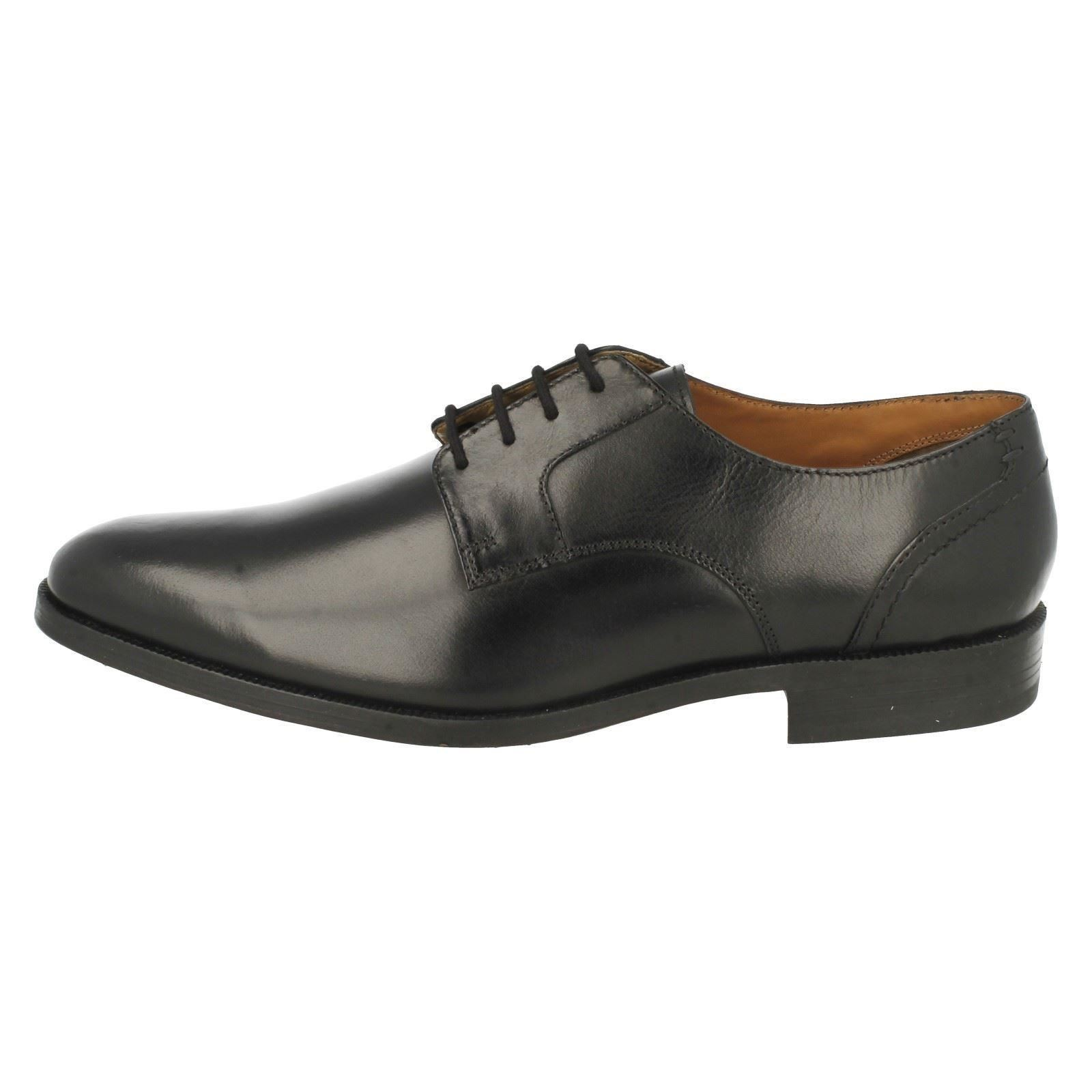 Clarks Mens Formal Lace Up Shoes Hatche Spring