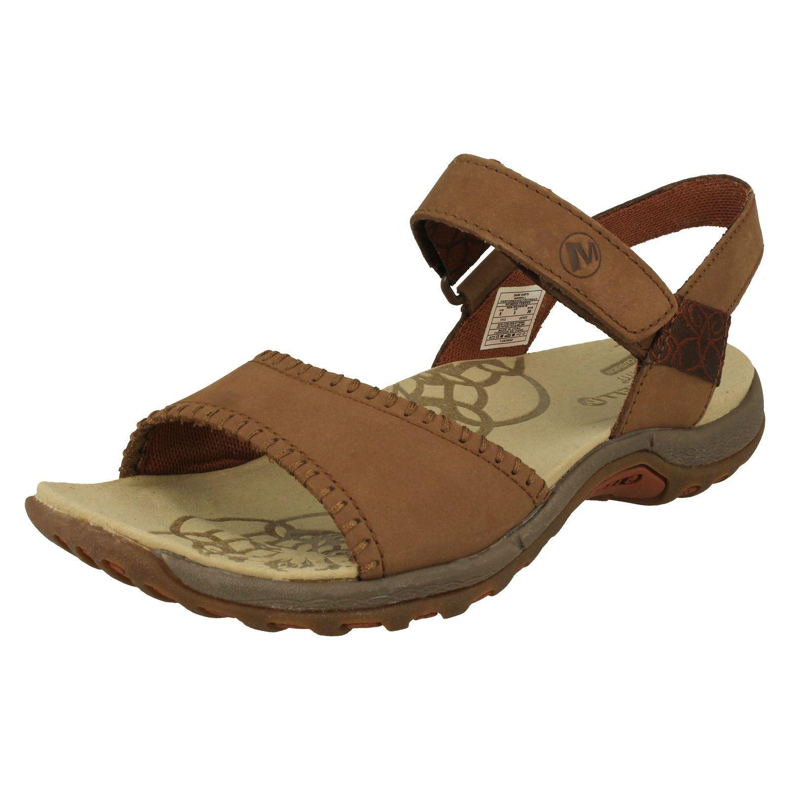 Ladies Merrell Strappy Summer Sandals
