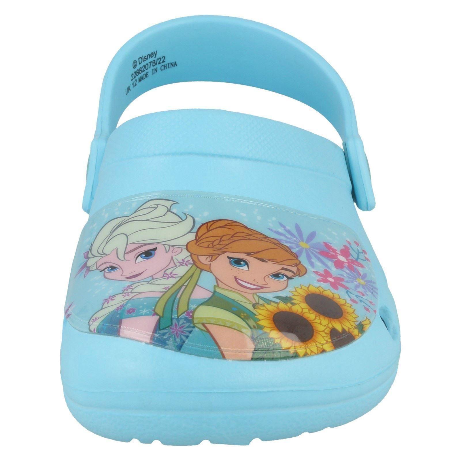 Chicas Disney Frozen Temáticas Zuecos Frozen Fiebre