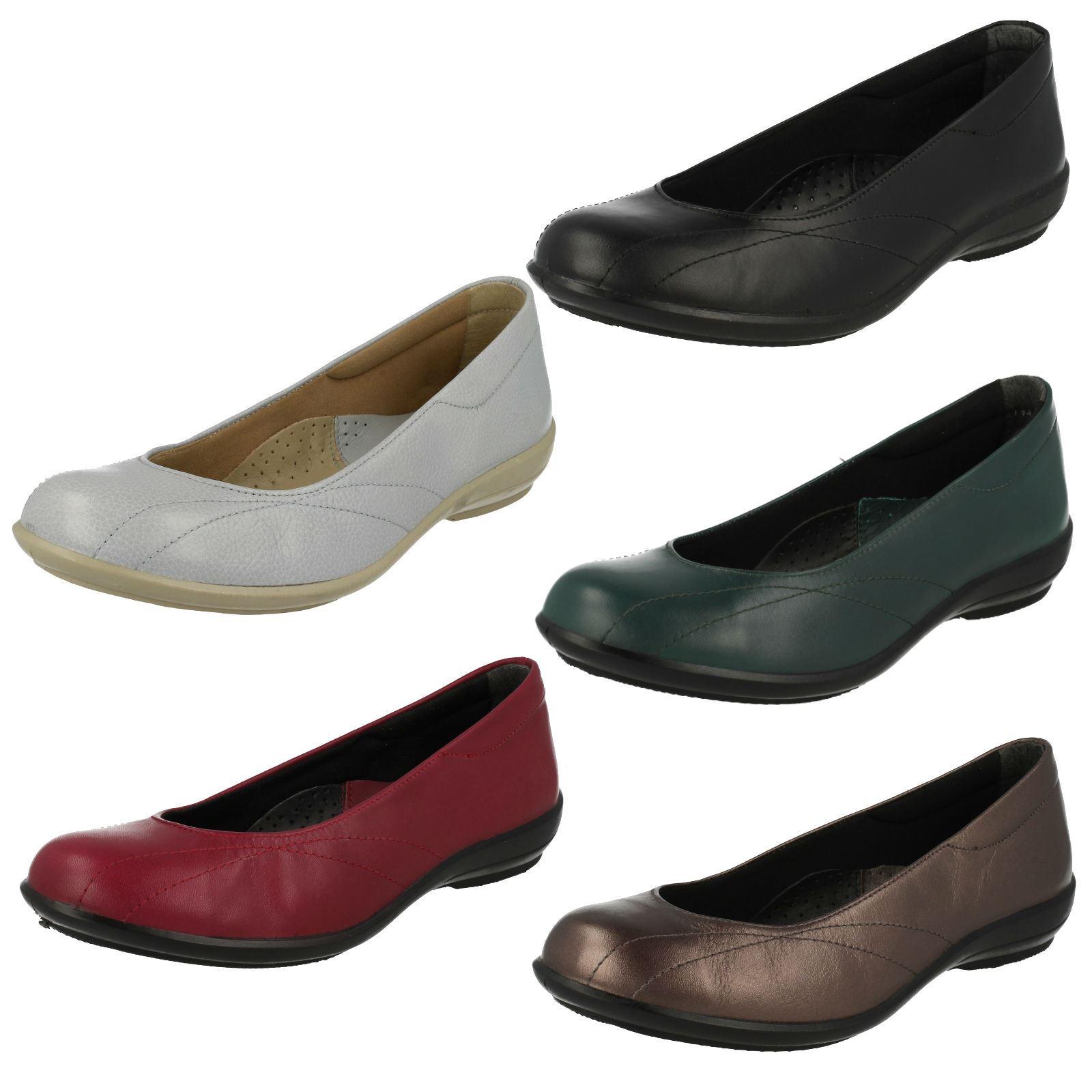 Mujer Easy Easy Easy B Corte Ancho Zapato Plano Honiton  barato