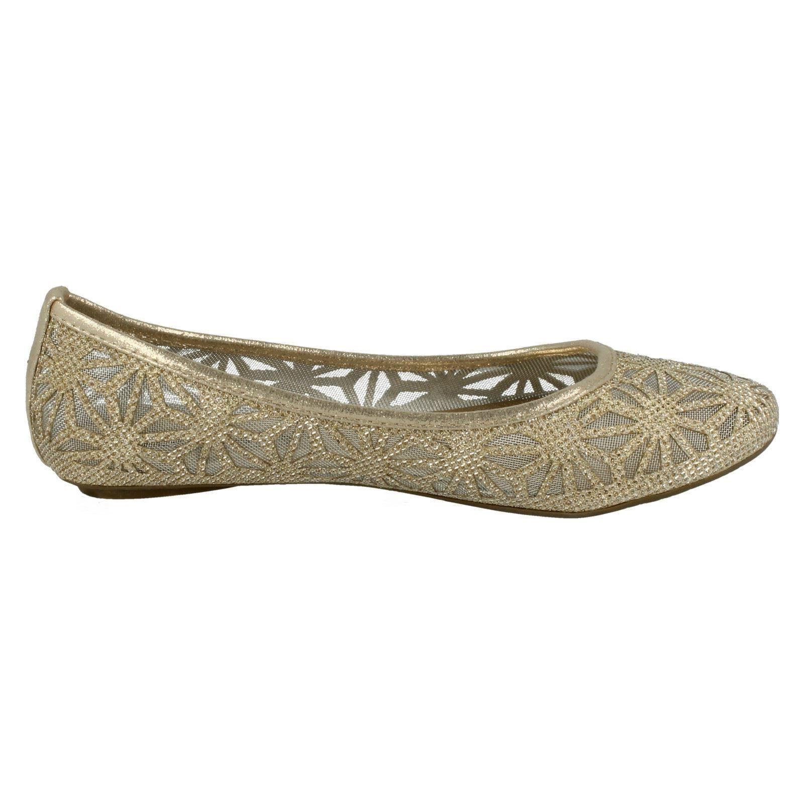 Damas Spot on Zapato De Ballet
