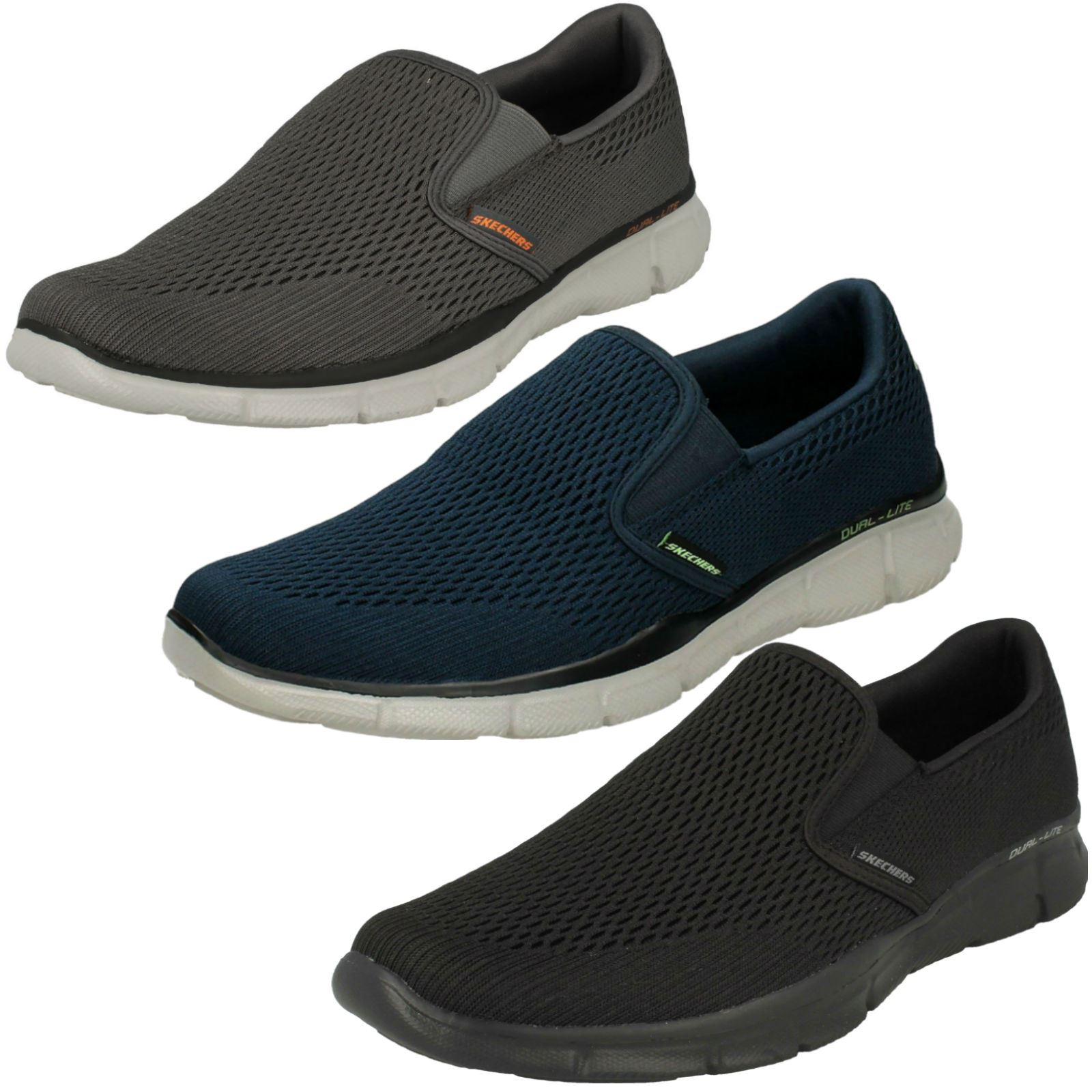 skechers shoes memory foam for men