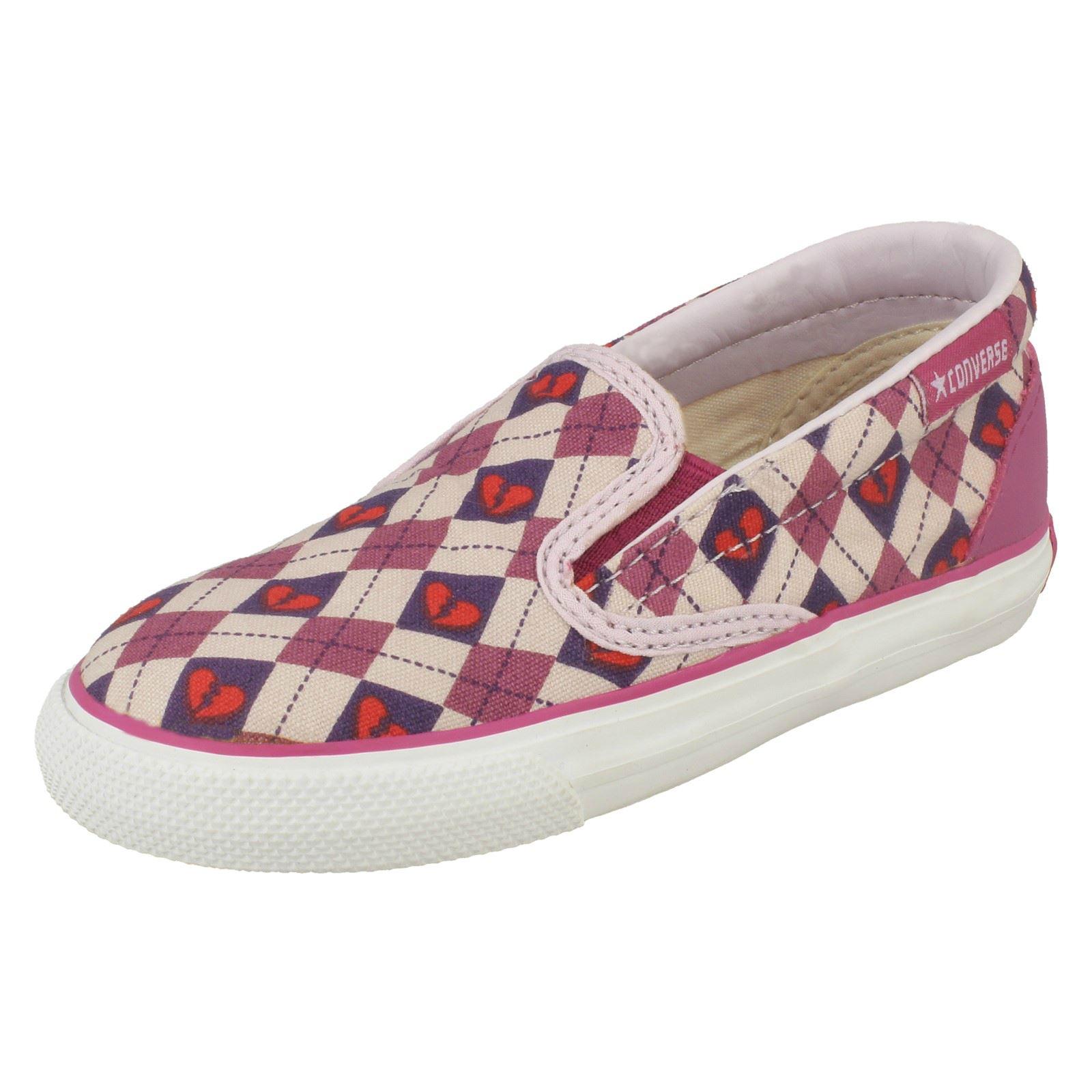 zapatos de niña converse