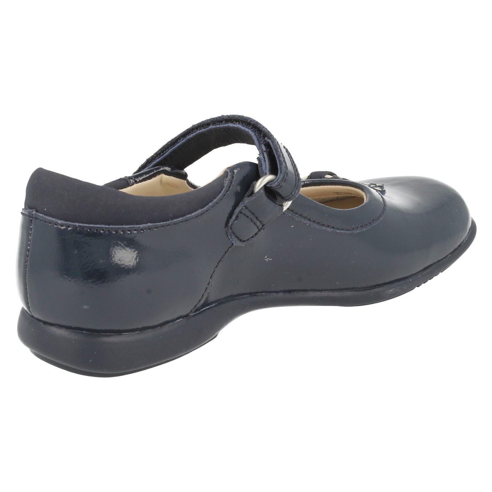 'Mädchen Clarks' Freizeit Schuhe mit blinkende Lichter Trixi Blenden
