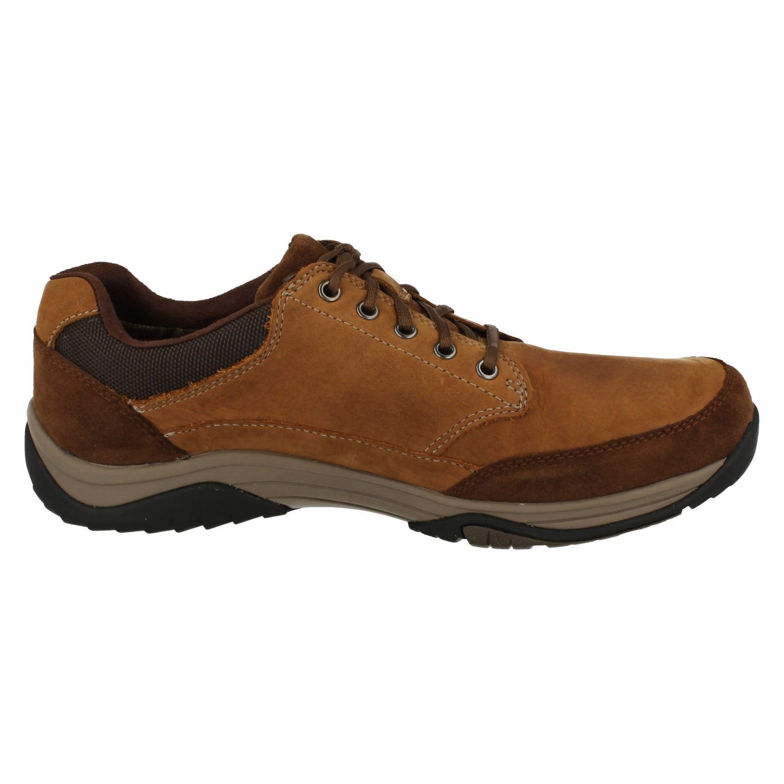 Up Herren Clarks Baystonego GTX Casual Gore-Tex Lace Up  Schuhes db737a