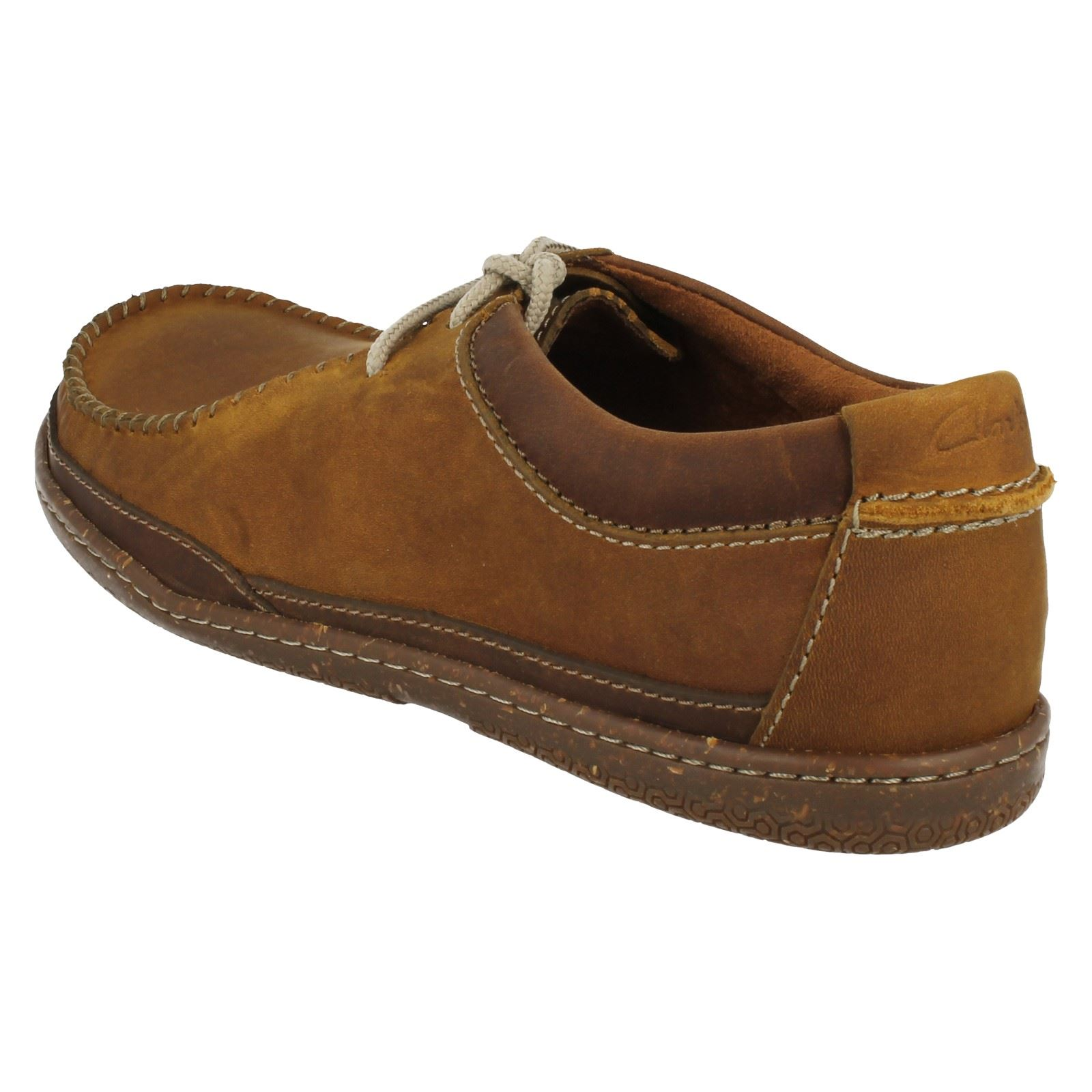 Scarpe casual da uomo  Scarpe Casual da Uomo Clarks trapell Pace