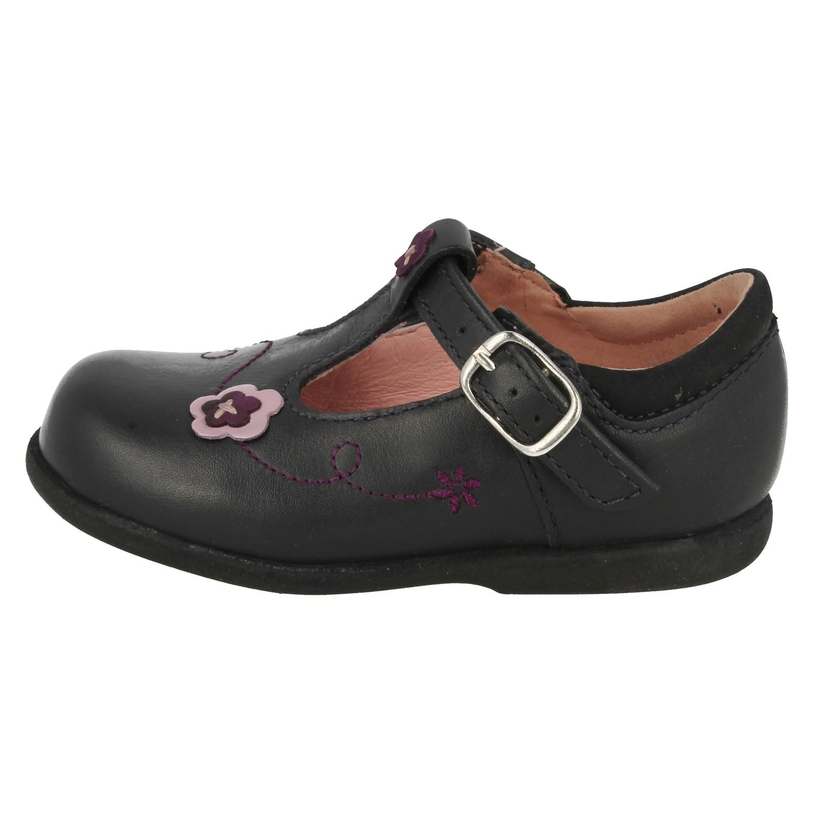 Girls Startrite T-Bar Everday Shoes Tittle