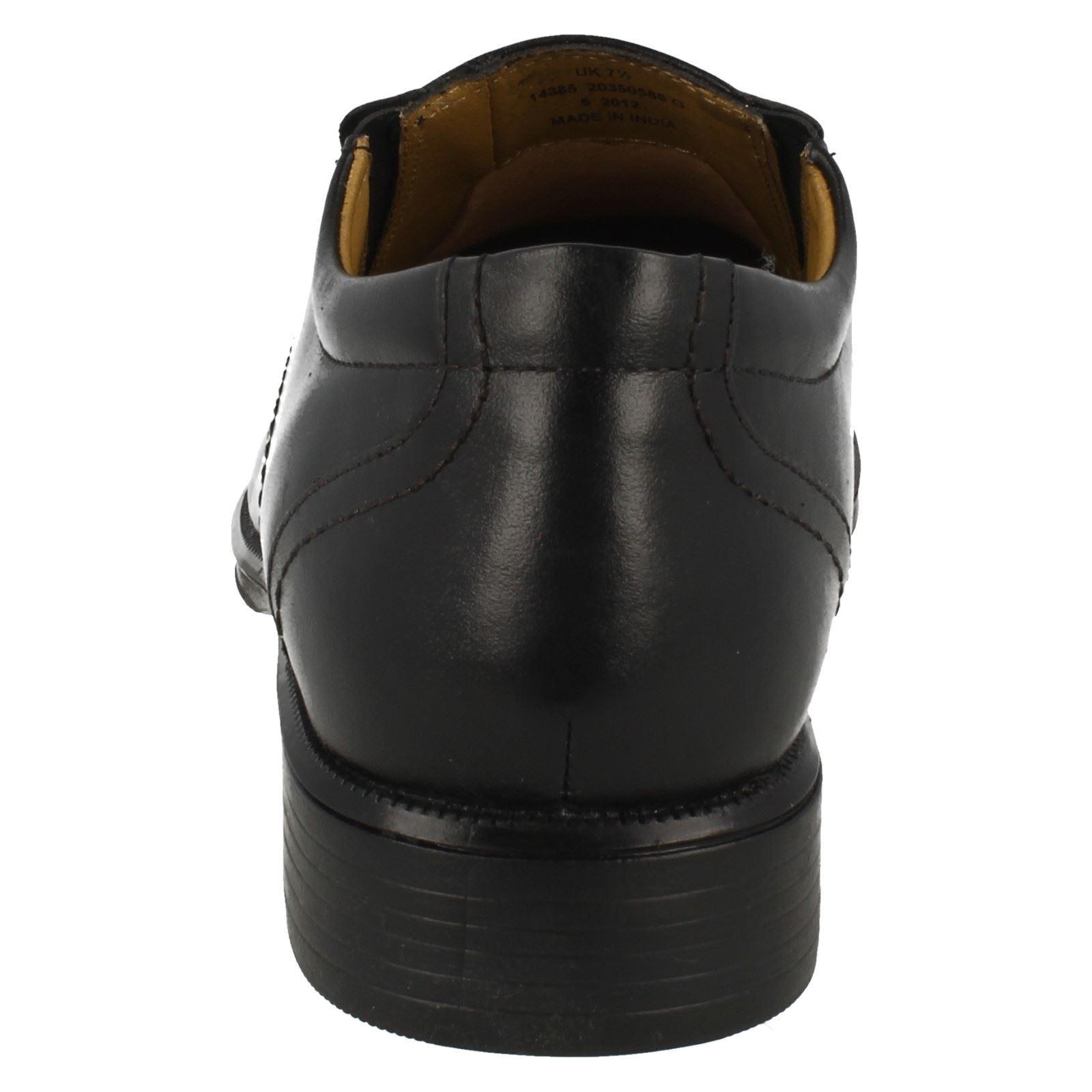 Clarks pour Hommes Chaussures à Hatche Enfiler Hatche à Difficile a7e344