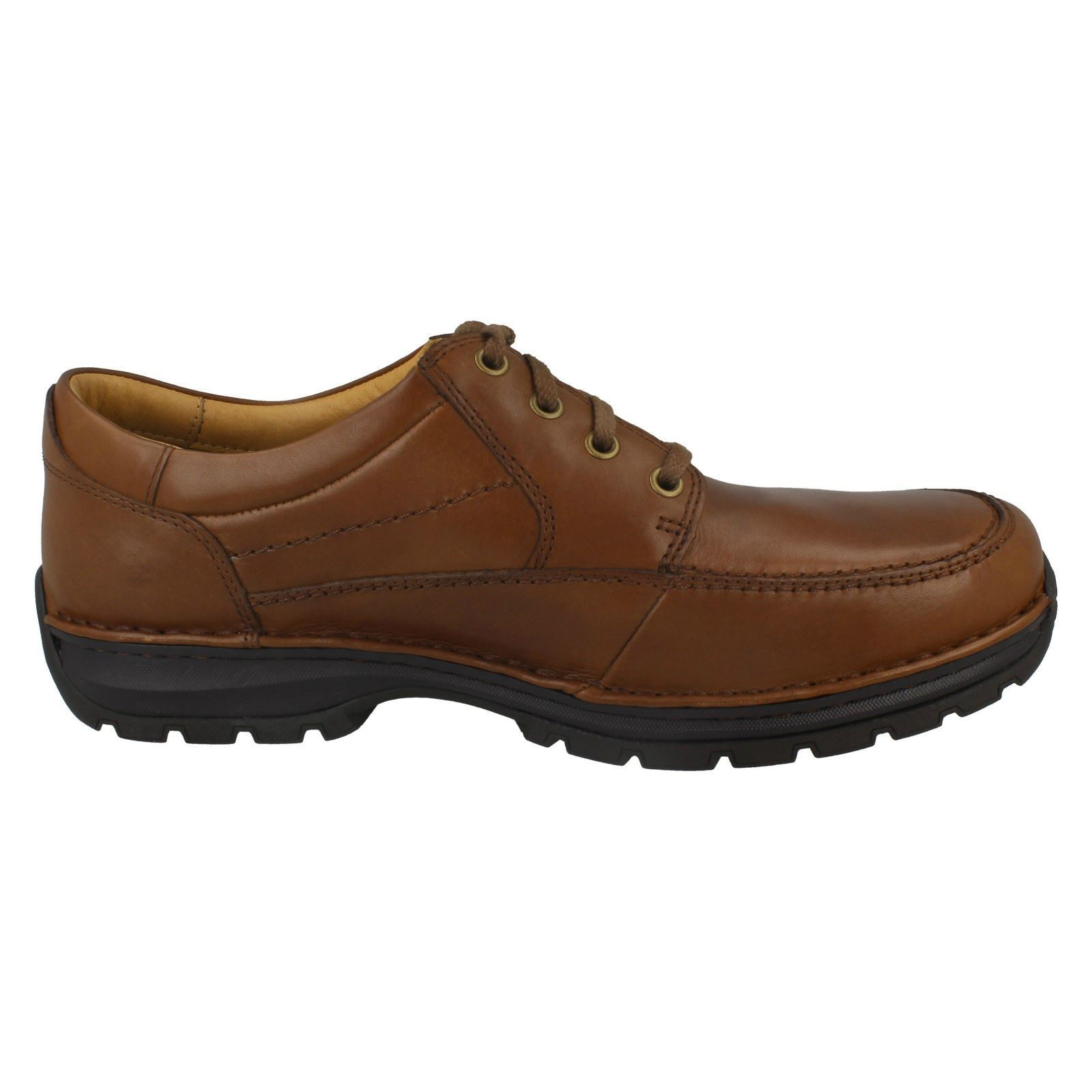 Brown Clarks Sidmouth Casual Mens Way Scarpe stringate 8SZYqY