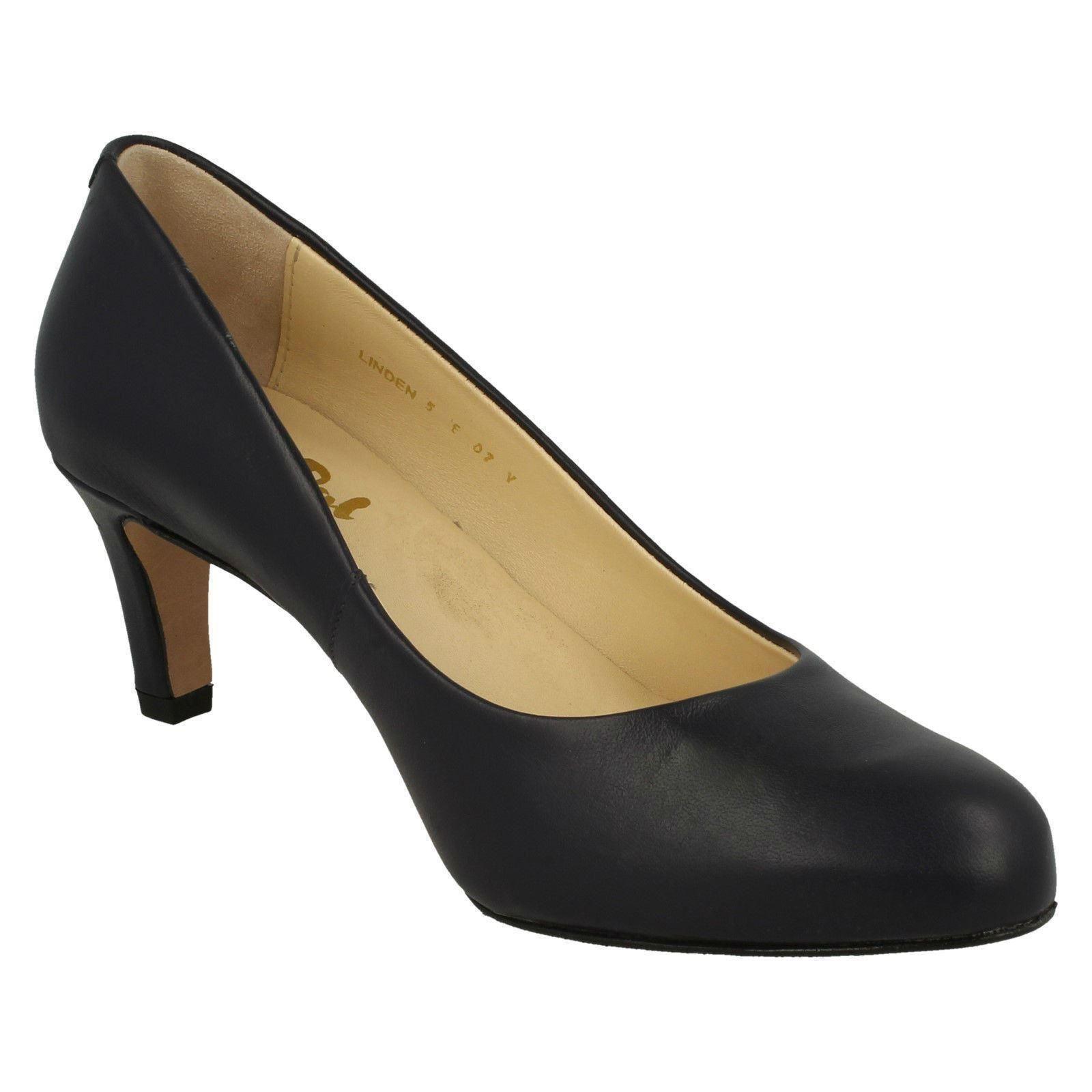 Señoras van dal Tribunal Zapatos Zapatos Zapatos Linden 8f58a6