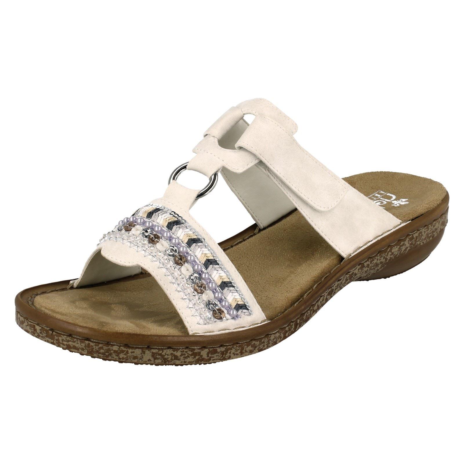 Rieker 628m6-14 zapatos señora sandalias sandalias