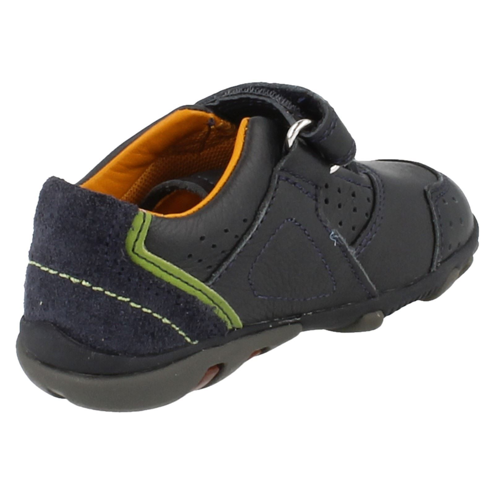 Clarks Boys First Shoes - Top Class