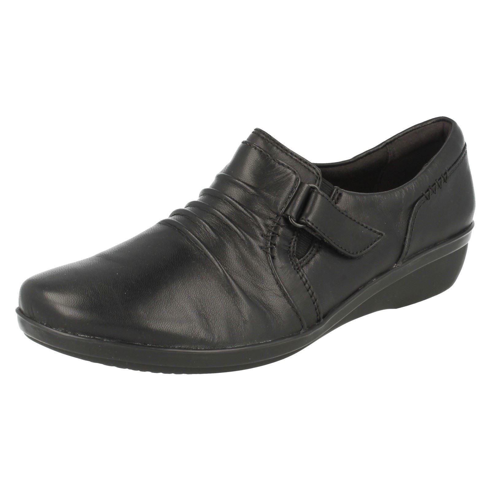 Ladies-Clarks-Comfortable-Flats-039-Everlay-Coda-039