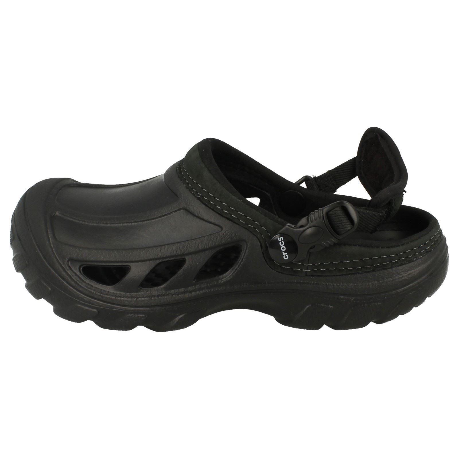 Mens Crocs Slip On Clogs Crostrail Men | eBay - photo#48