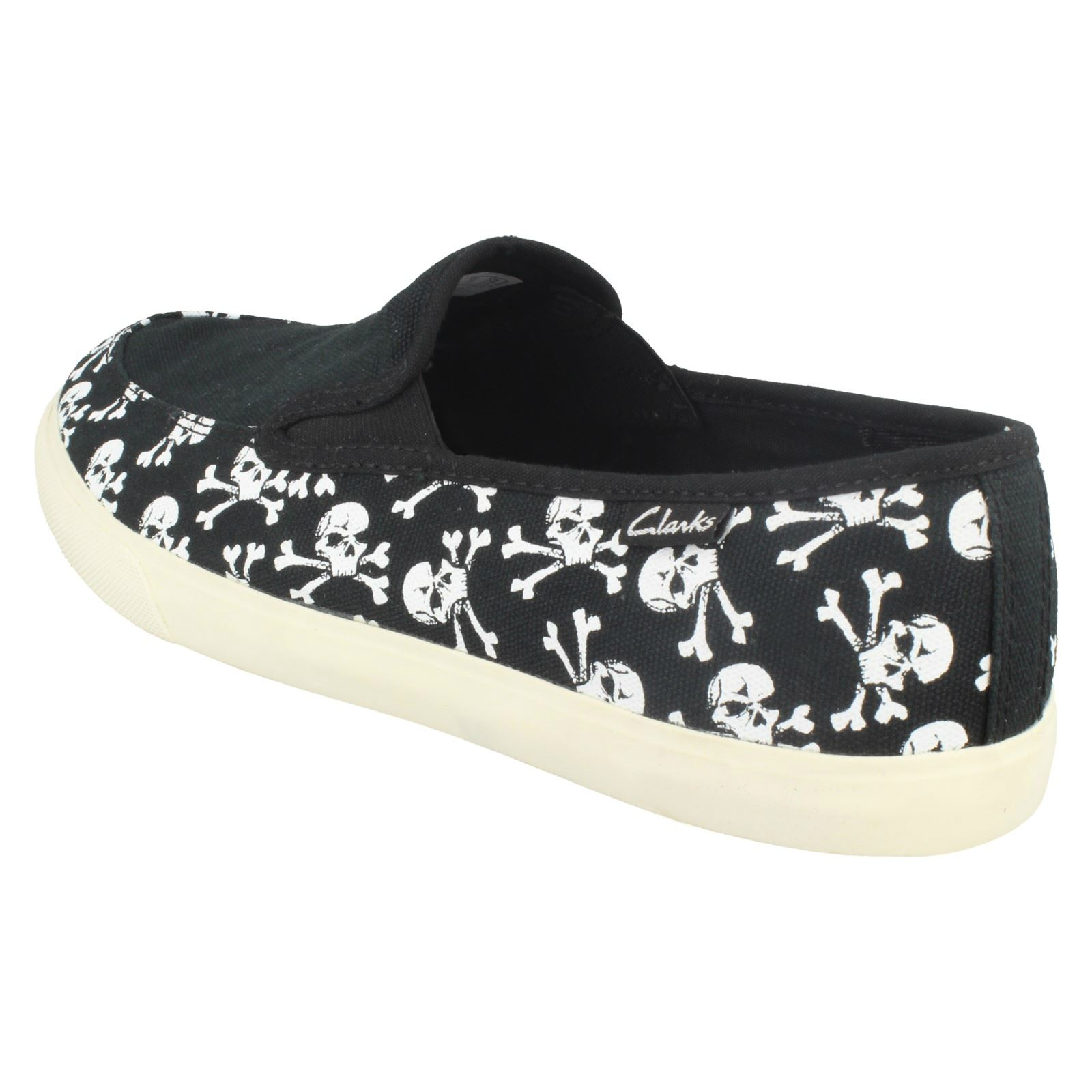 Sand' Negro 'club Casual Niños Clarks Shoes xRYqIBAU