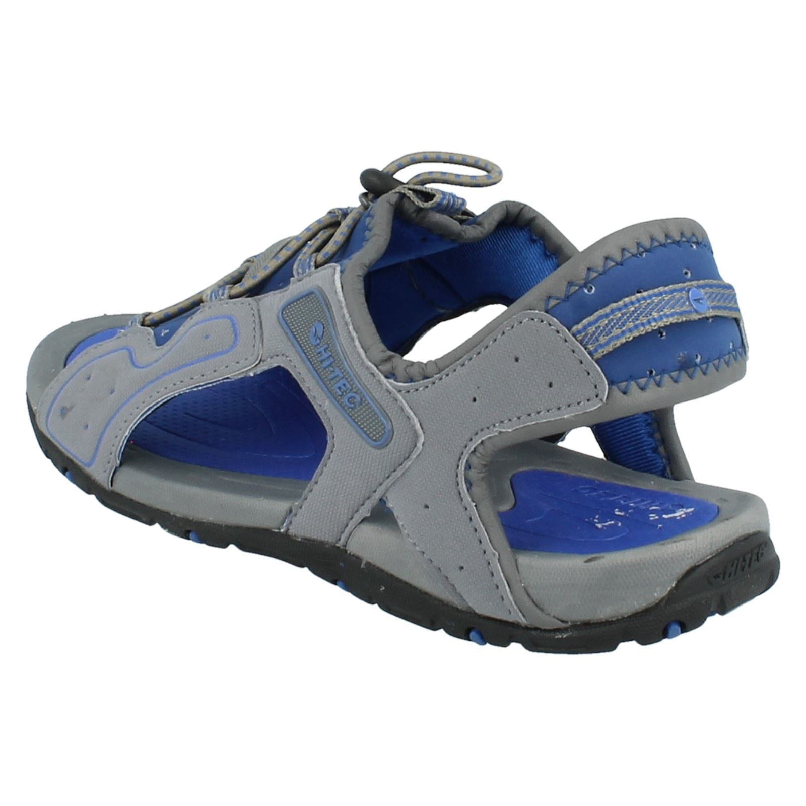 'Boys Hi-Tec' Sandals - Turtle Beach JR