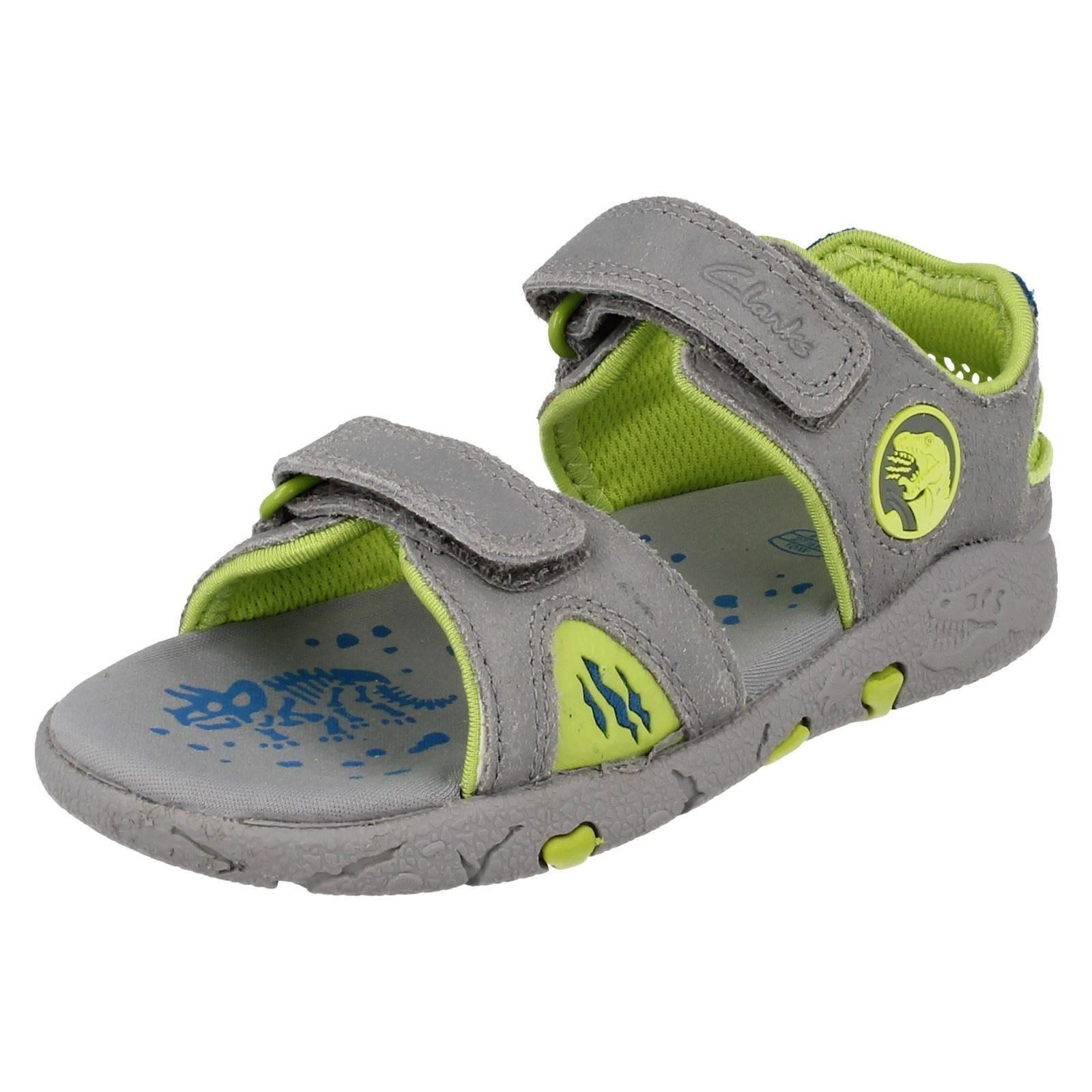 Clarks Boys Summer Sandals Tyrano Walk