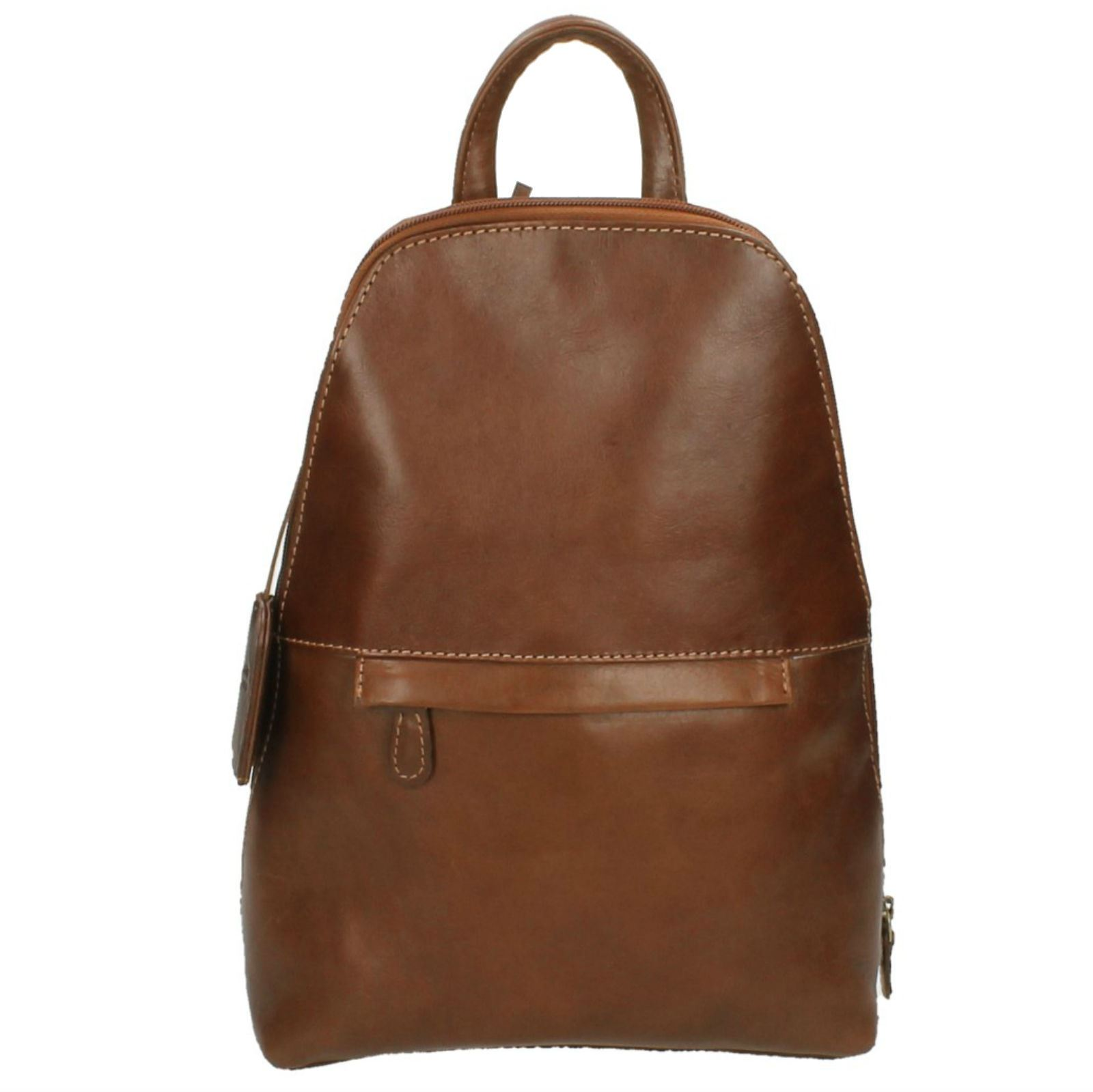 Ladies Springvale Leather Backpack 691041C  54f0a9396ee6