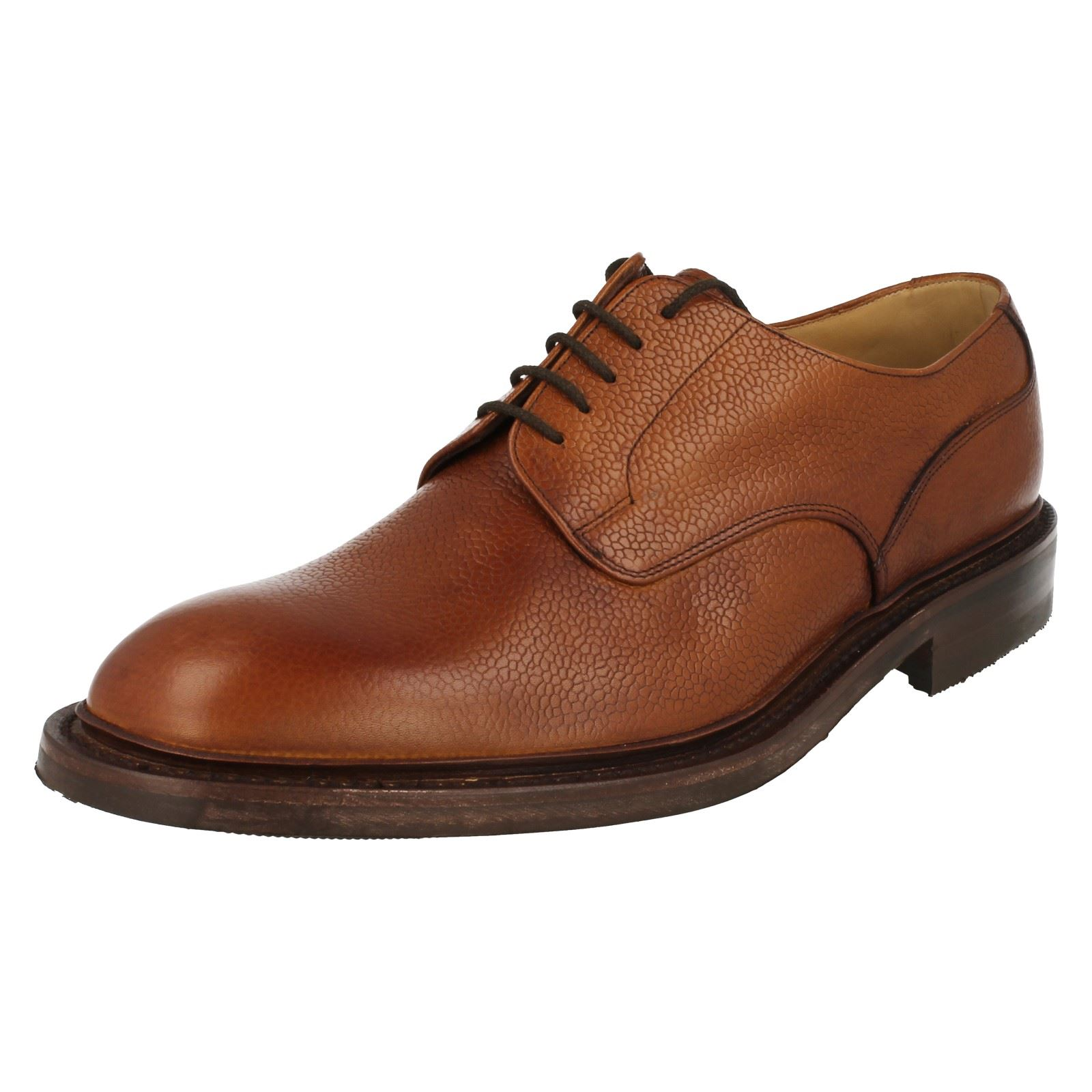 mens loake formal lace up shoes stamford