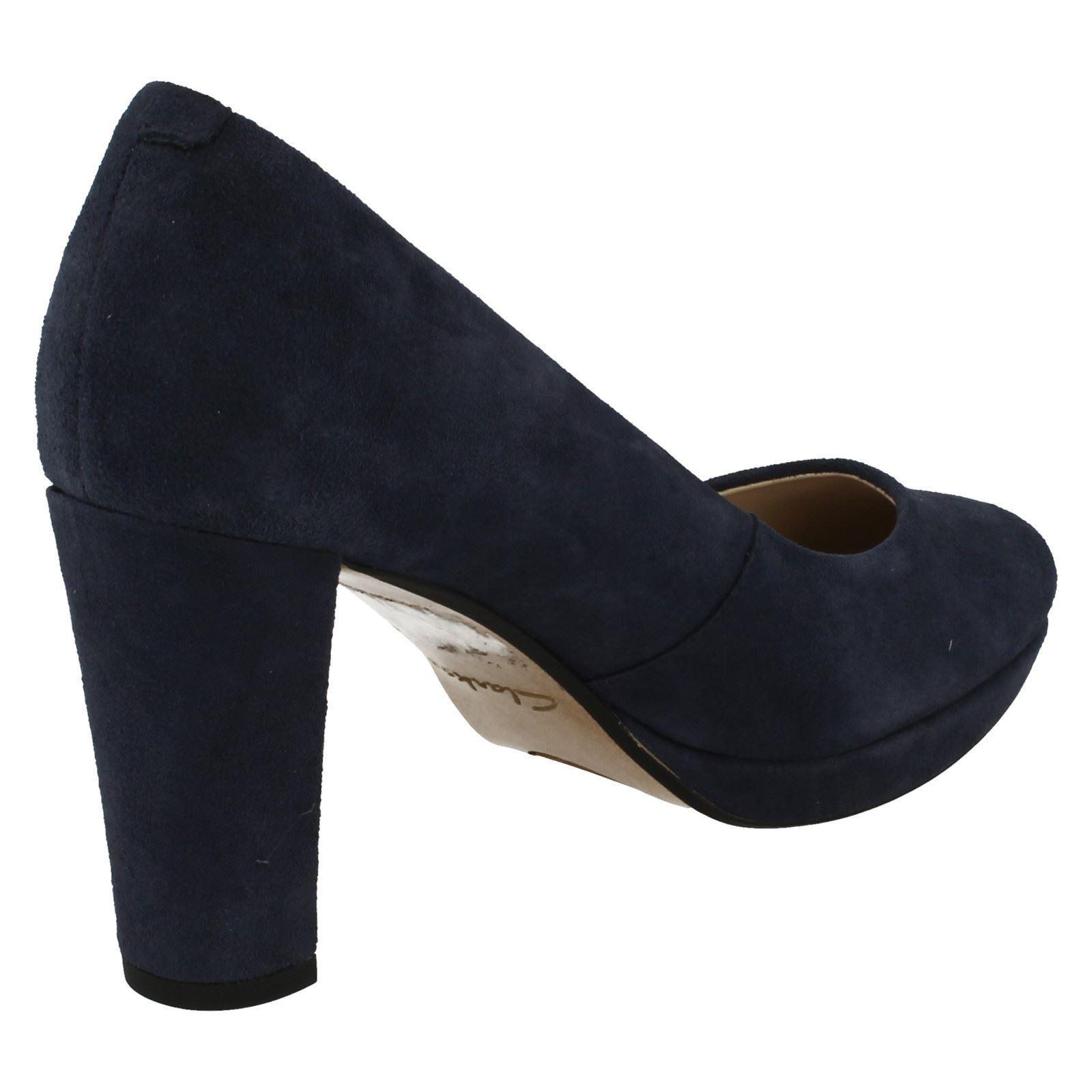 Heeled High Fashion Ebay Ladies Sienna Shoes Clarks Kendra qFwP674P