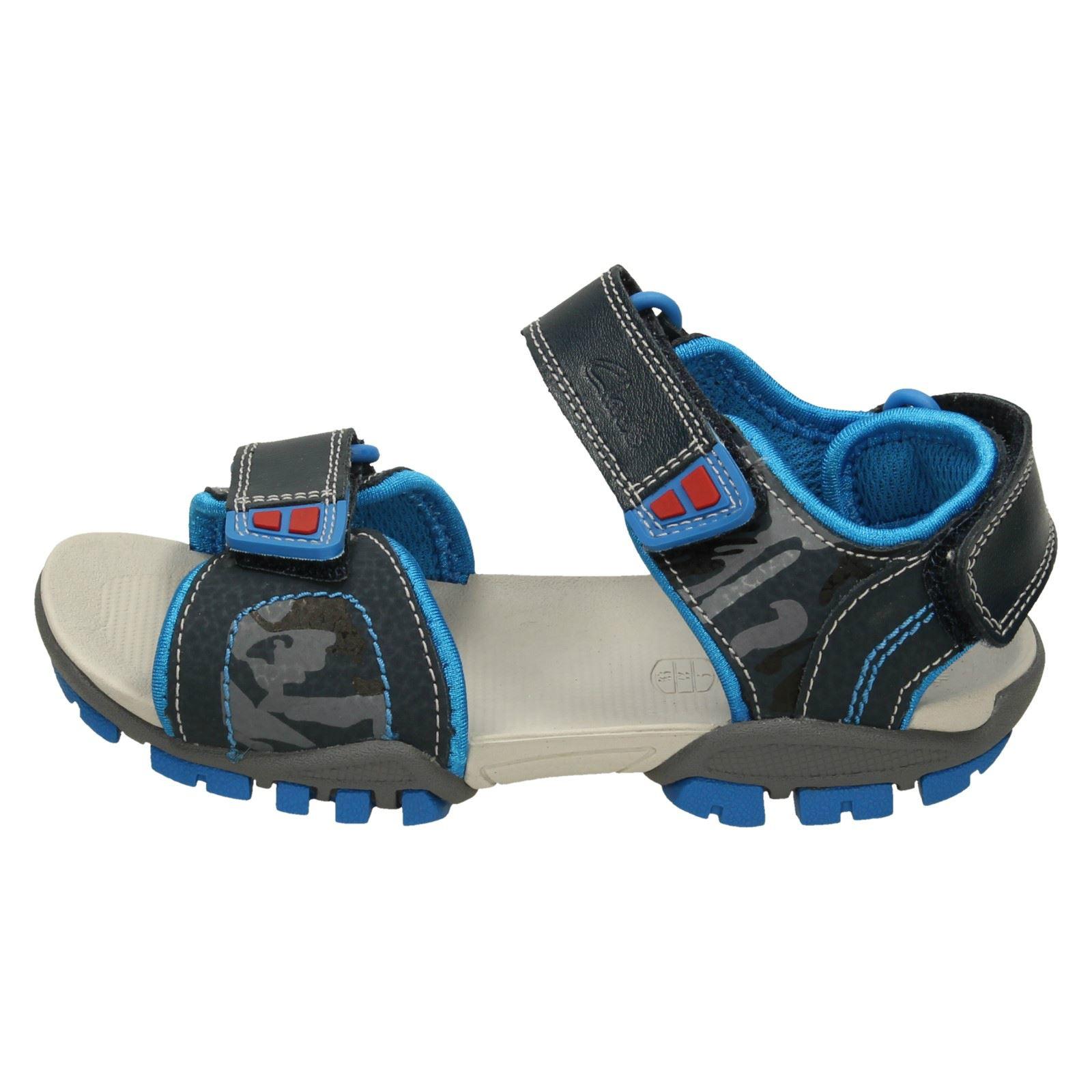 Boys Clarks Sandals - Zalmo Go