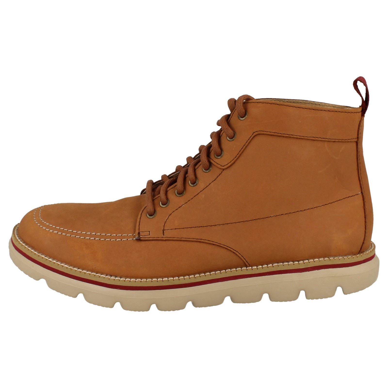 39ab16c9214 Details about Skechers Mens Casual Boots Frontier