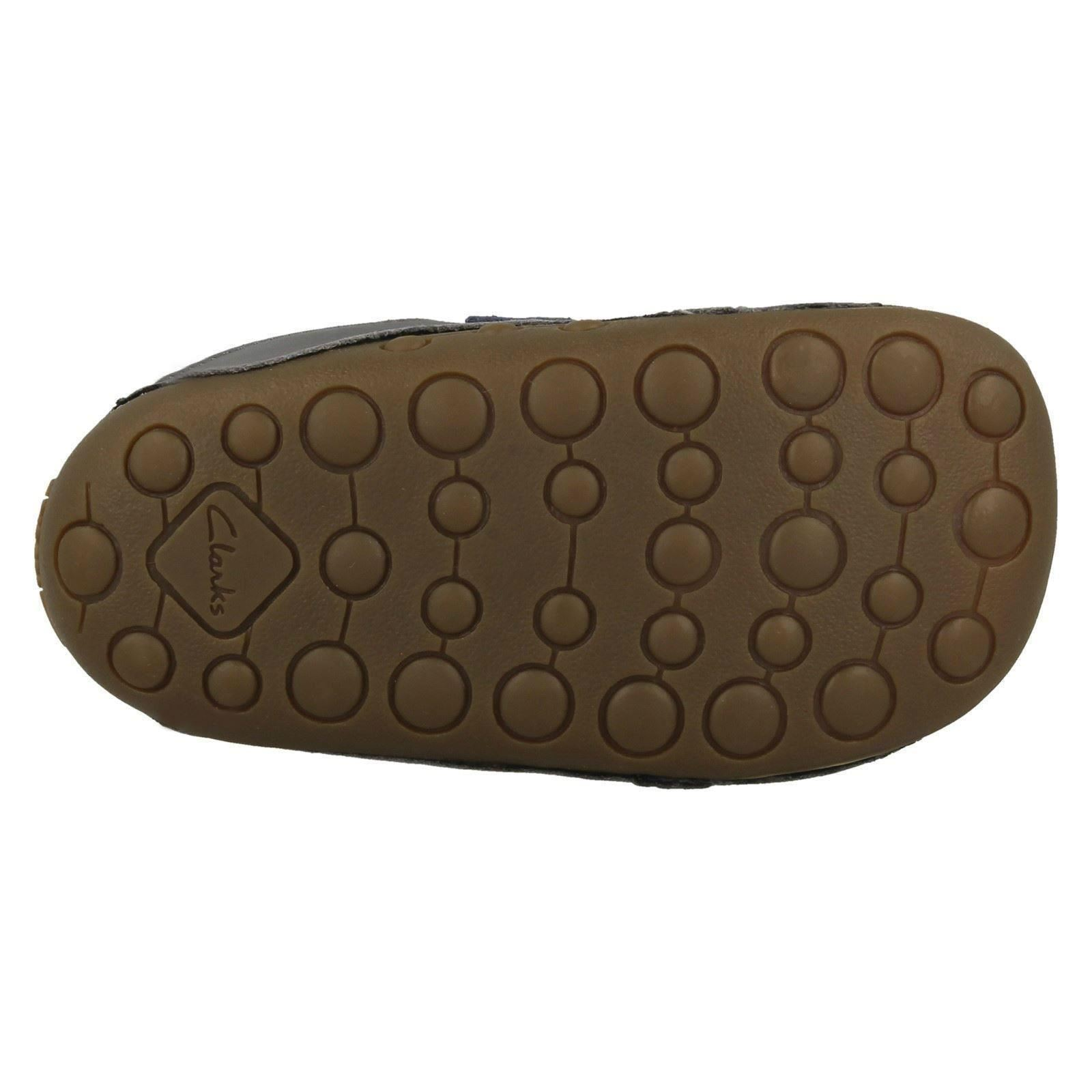 Boys Firs Shoes By Clarks Tiny Sid
