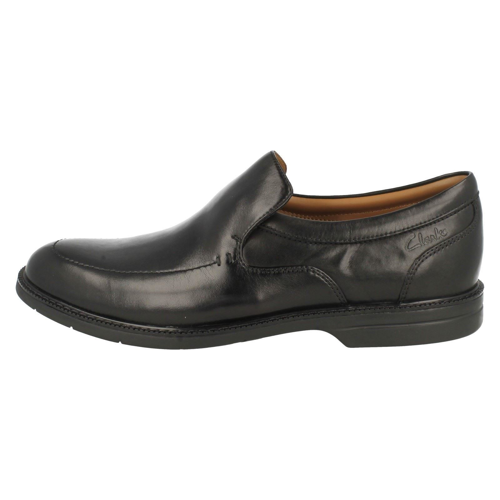 Homme Clarks Bilton Step Formal Slip On On Slip Chaussures b5c663