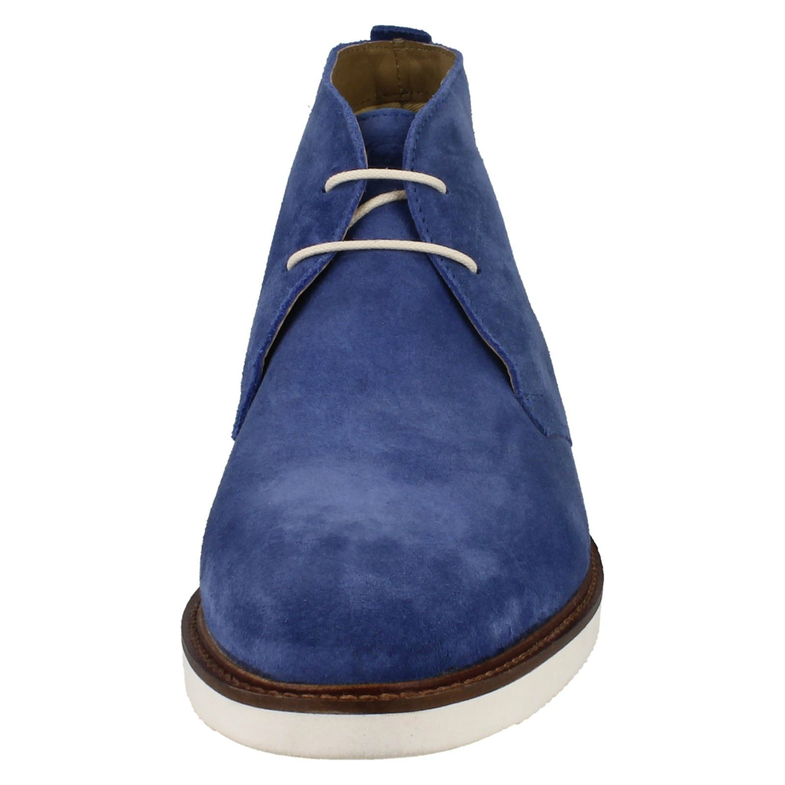 Herren Base London Lace Chukka Up Suede Casual Chukka Lace Stiefel Cobden cd57de