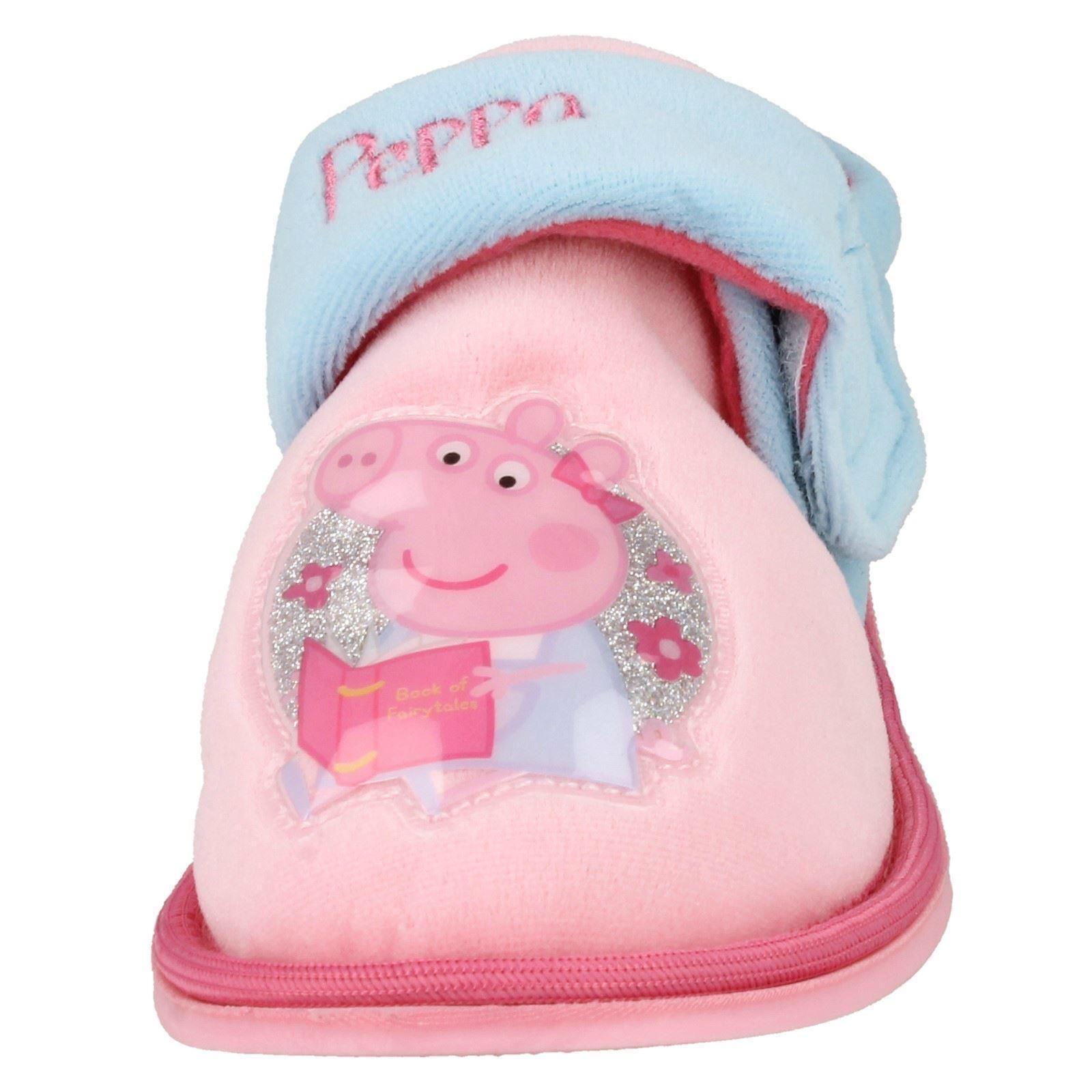 Chicas Personaje Peppa Pig athilda Slipper