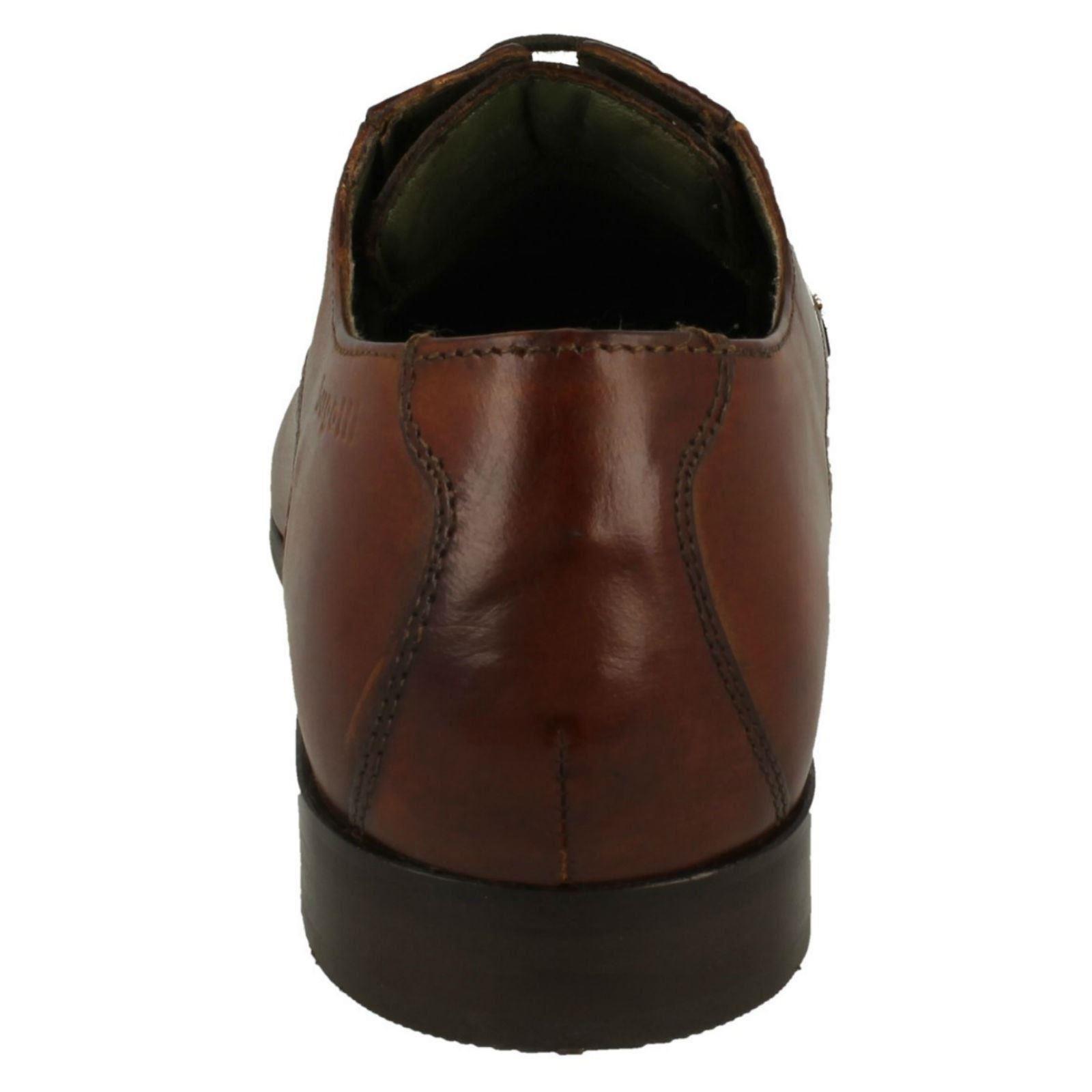Herren Bugatti Schuhes Formal Lace Up Schuhes Bugatti - 311-41901-1100-6300 2b82aa
