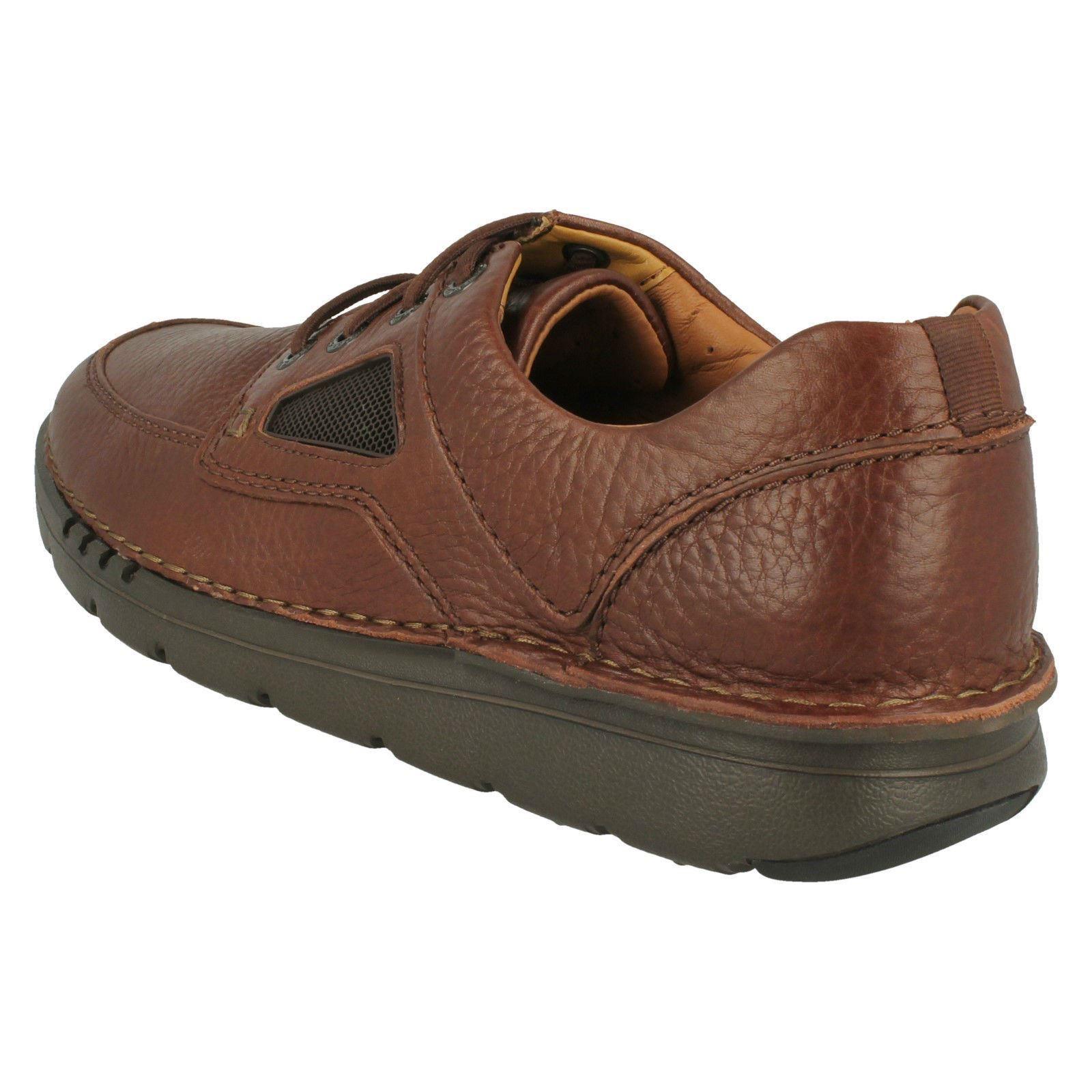 Mens Clarks Casual Casual Casual Lace Up Sporty scarpe Unnature Time | Sito Ufficiale  | Scolaro/Signora Scarpa  f8e203